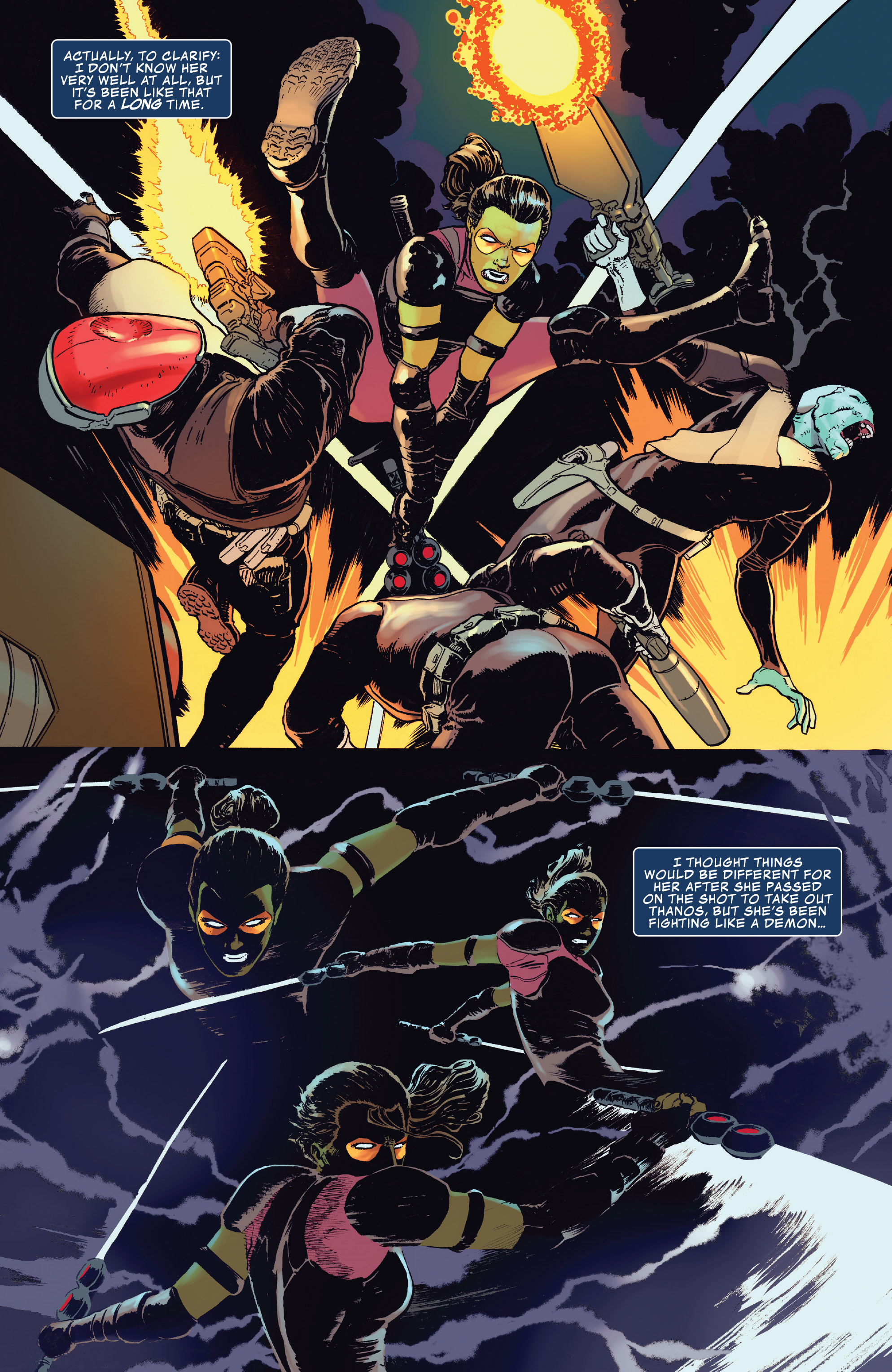 Read online All-New Guardians of the Galaxy comic -  Issue #2 - 11