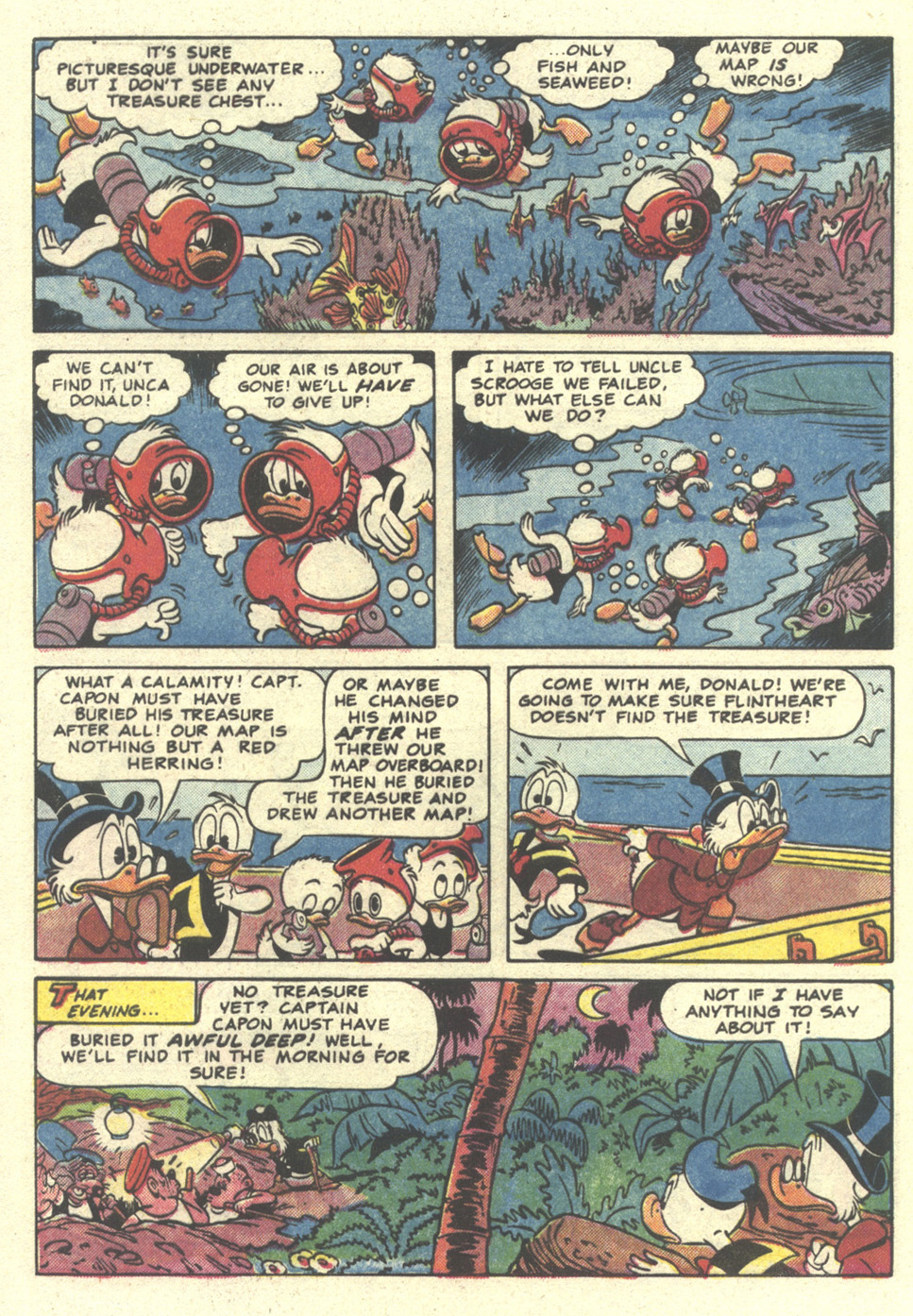 Read online Uncle Scrooge (1953) comic -  Issue #212 - 8
