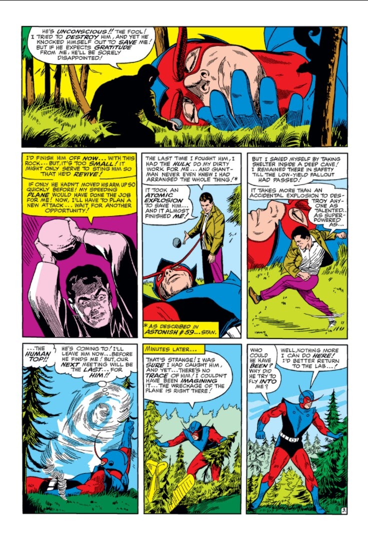 Tales to Astonish (1959) issue 68 - Page 4