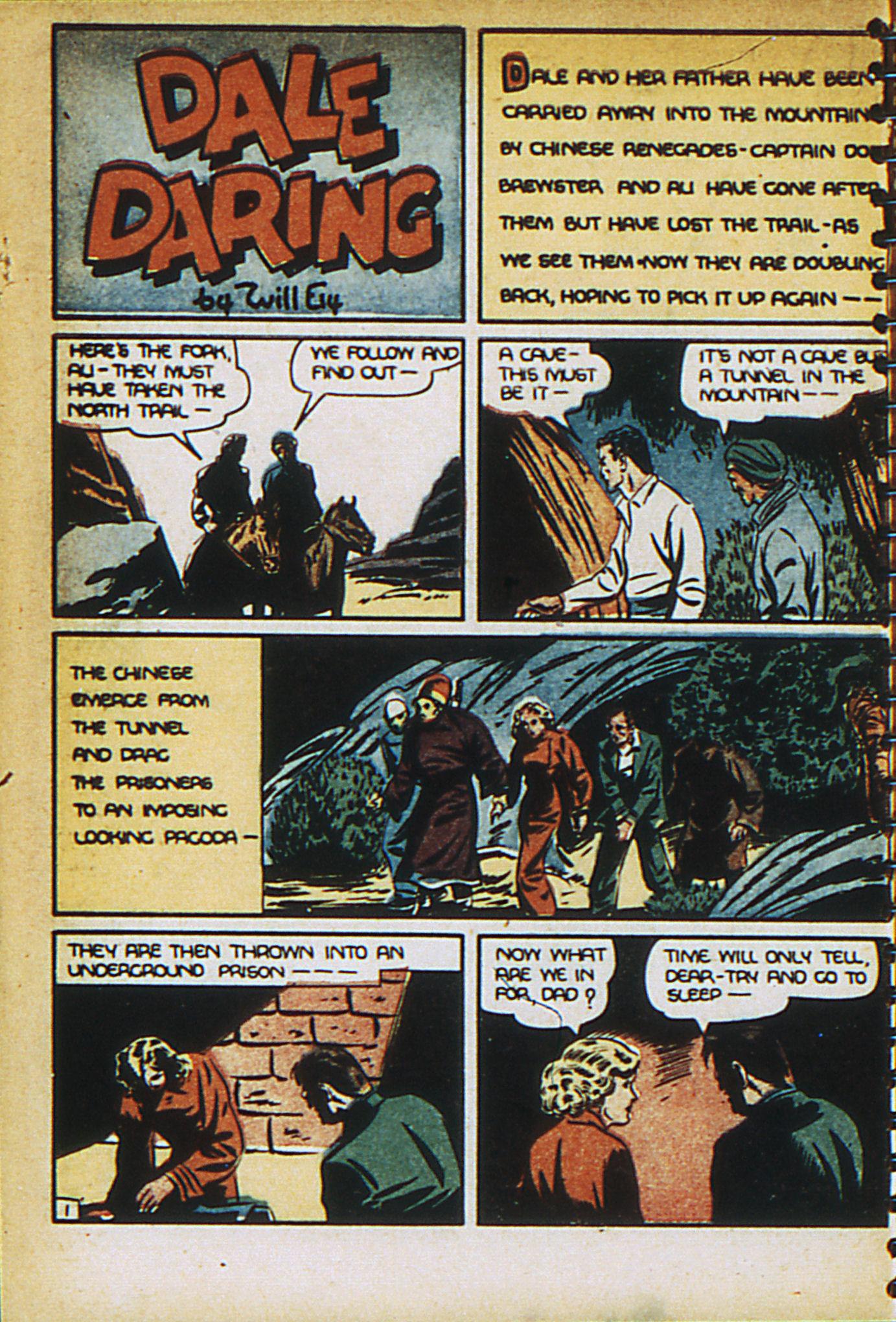 Read online Adventure Comics (1938) comic -  Issue #27 - 34