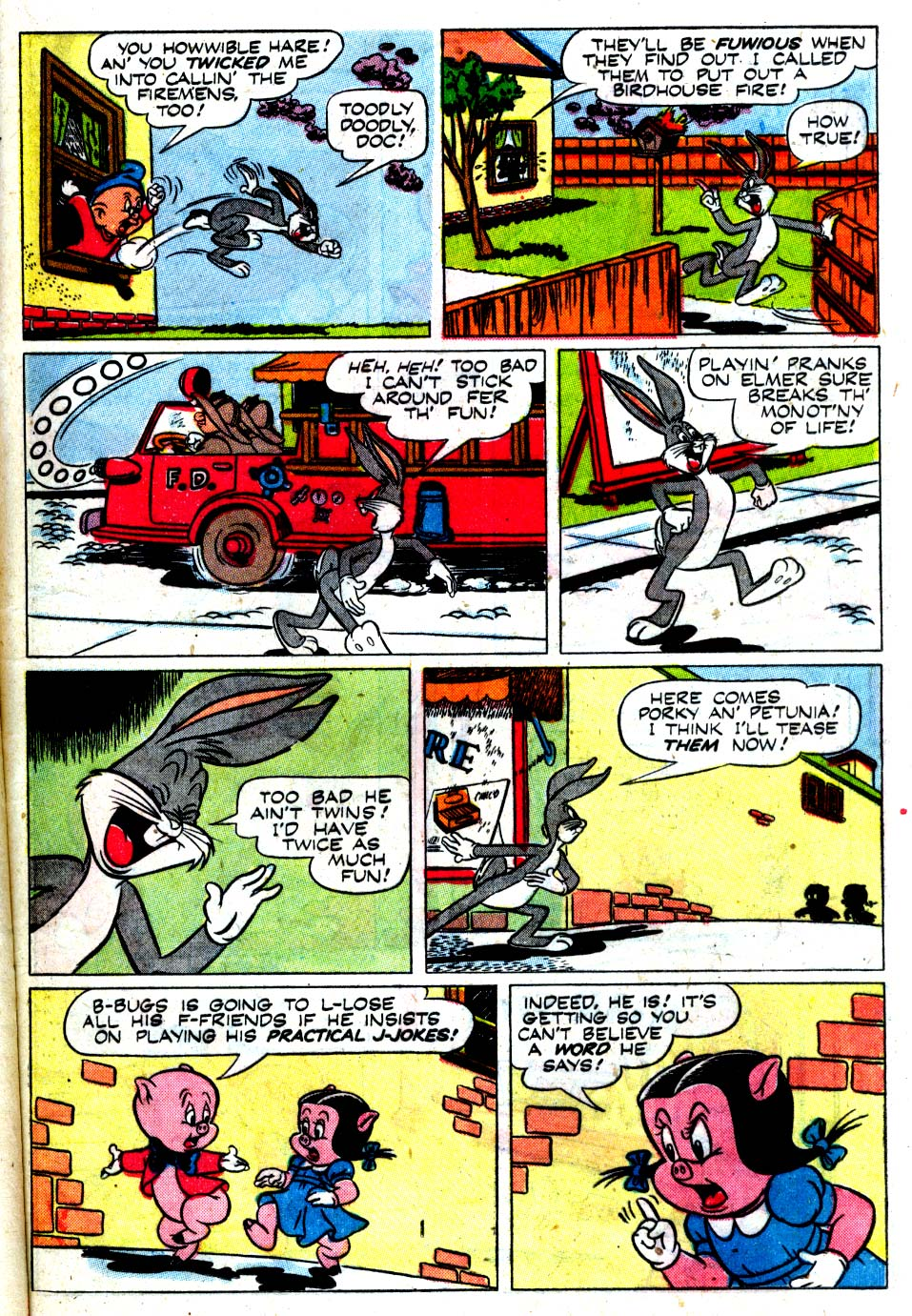 Four Color Comics issue 281 - Page 29
