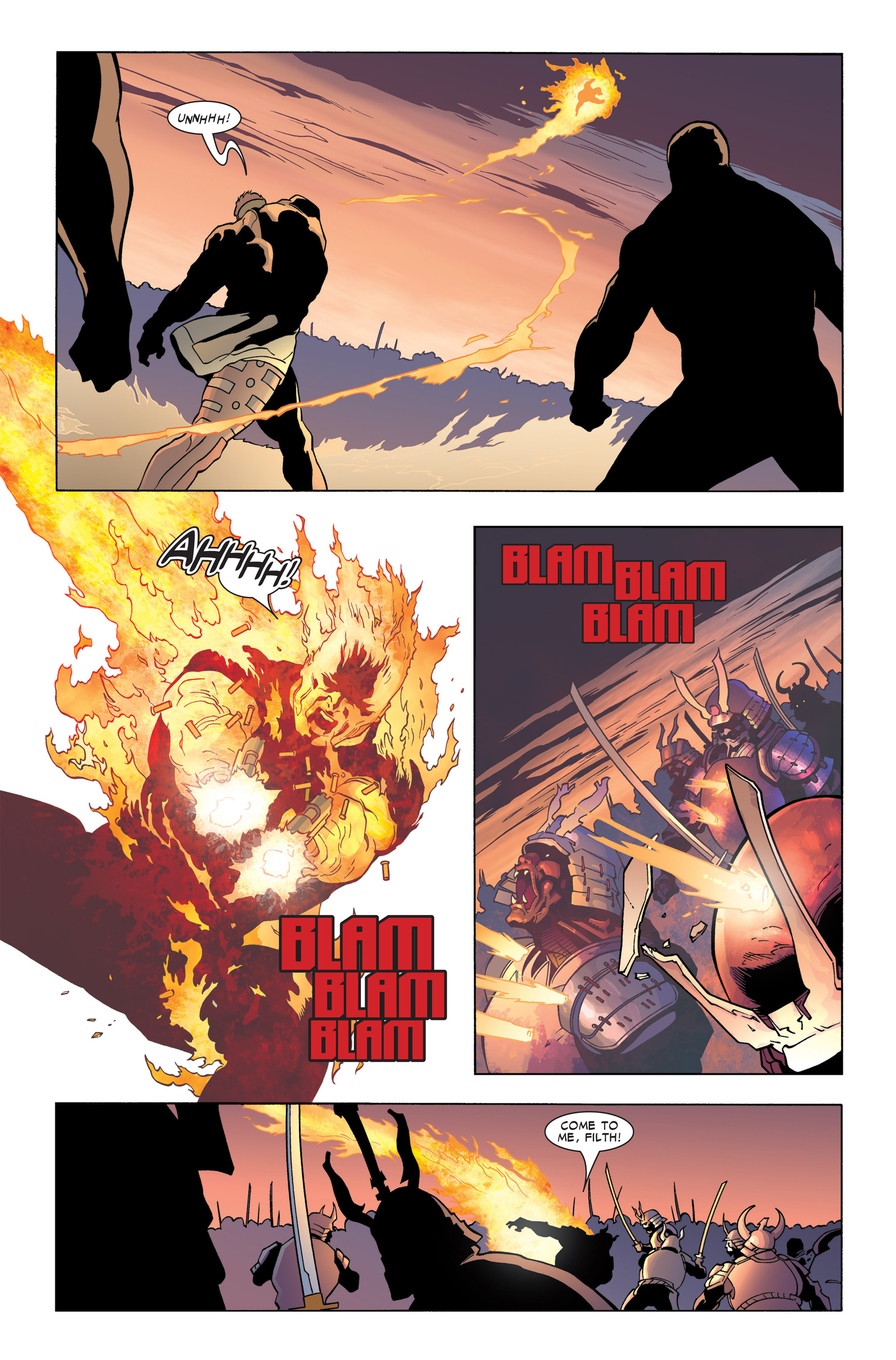 Read online Ares comic -  Issue #3 - 19