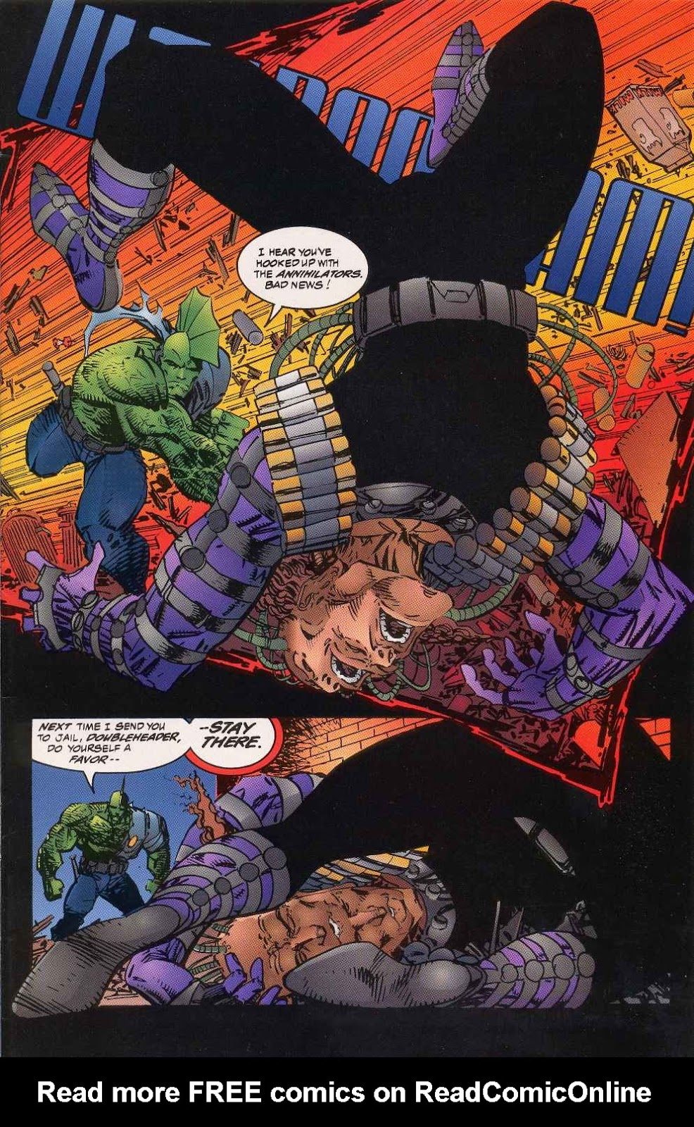 The Savage Dragon (1993) Issue #5 #7 - English 3