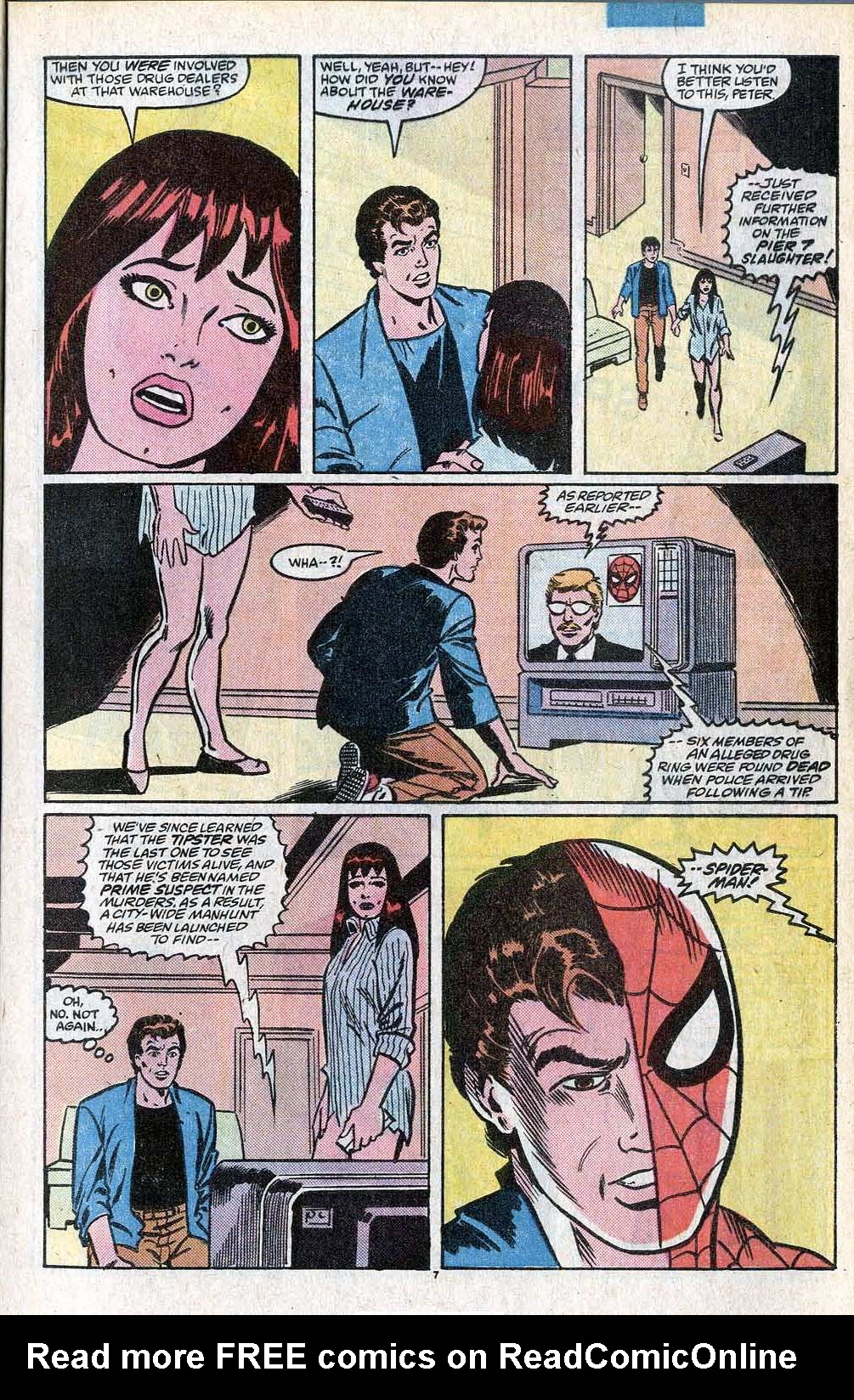 The Amazing Spider-Man (1963) _Annual_22 Page 8