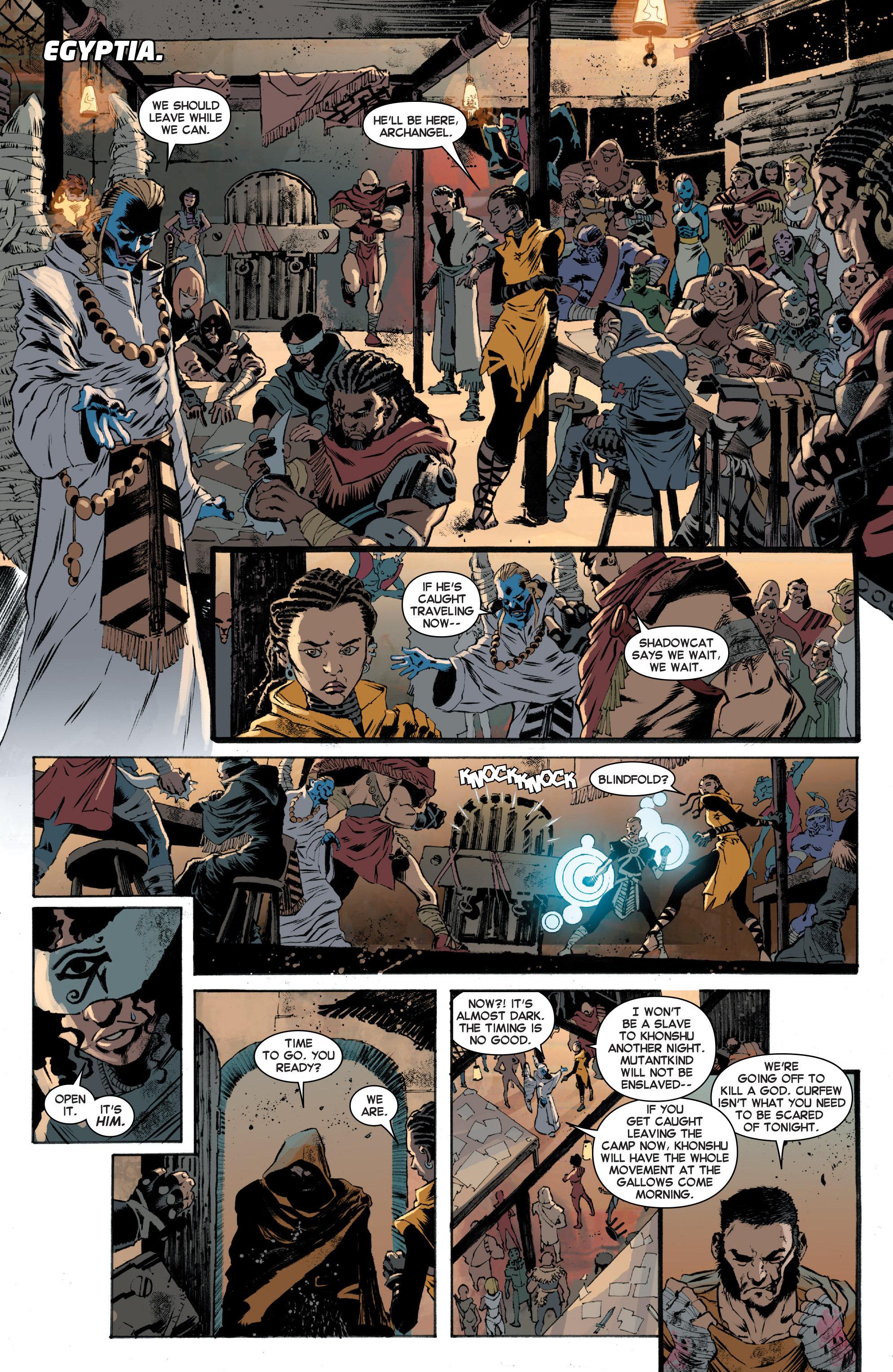 Read online Secret Wars Journal/Battleworld comic -  Issue # TPB - 16