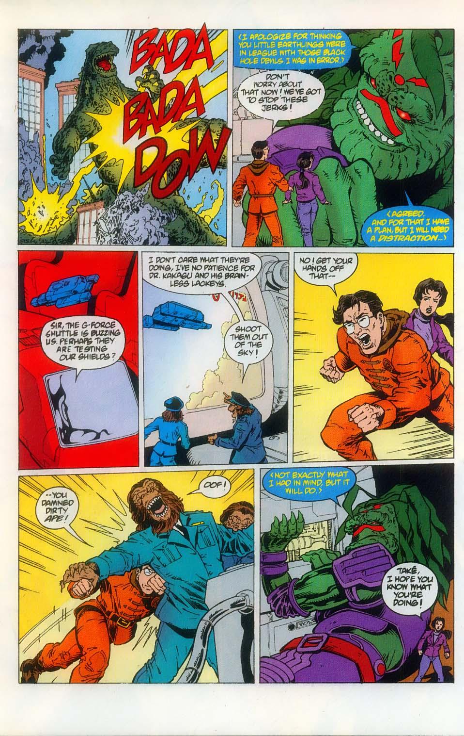 Godzilla (1995) Issue #8 #9 - English 23