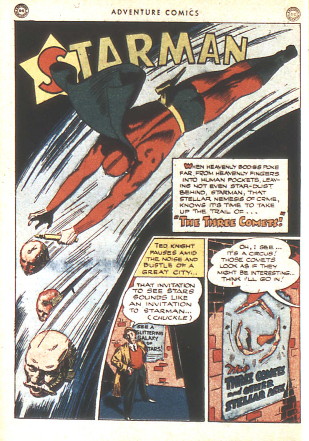 Read online Adventure Comics (1938) comic -  Issue #92 - 27