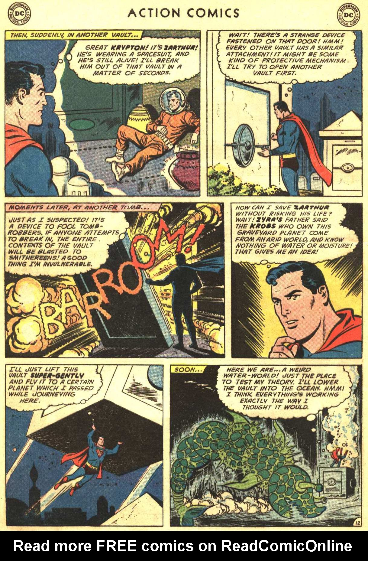 Read online Action Comics (1938) comic -  Issue #316 - 15