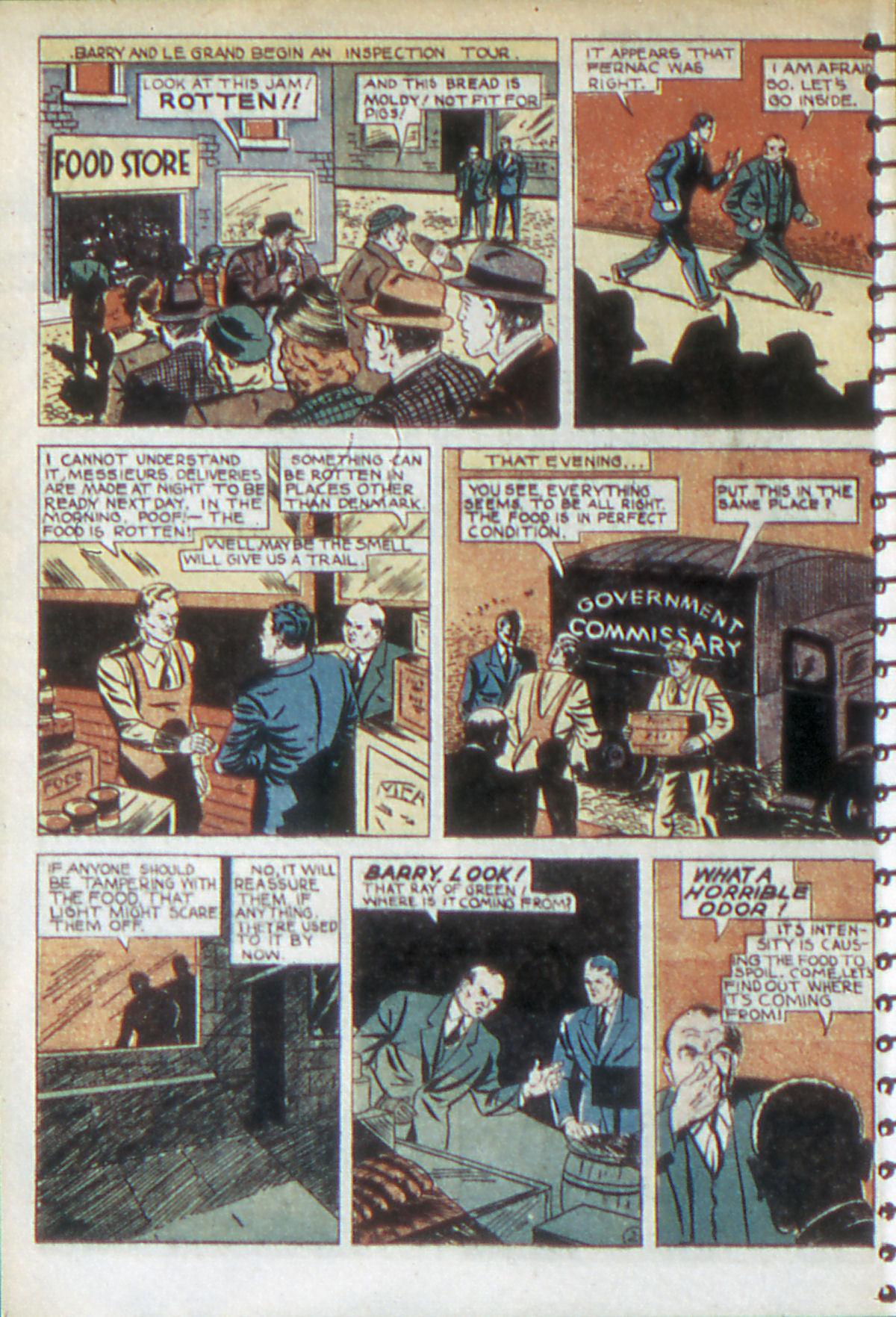 Read online Adventure Comics (1938) comic -  Issue #52 - 21