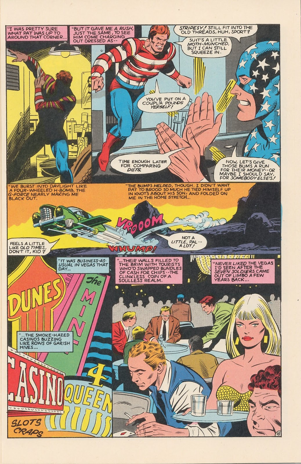 Infinity Inc. (1984) issue 11 - Page 25