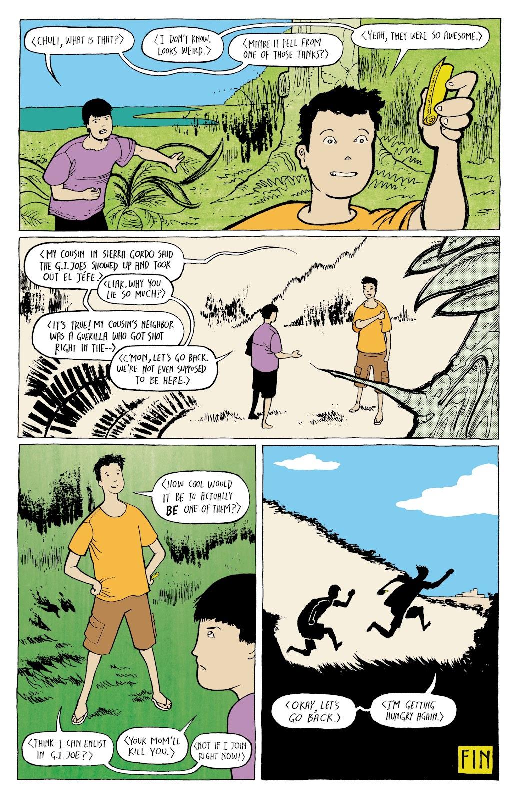 Read online G.I. Joe: Sierra Muerte comic -  Issue #3 - 26