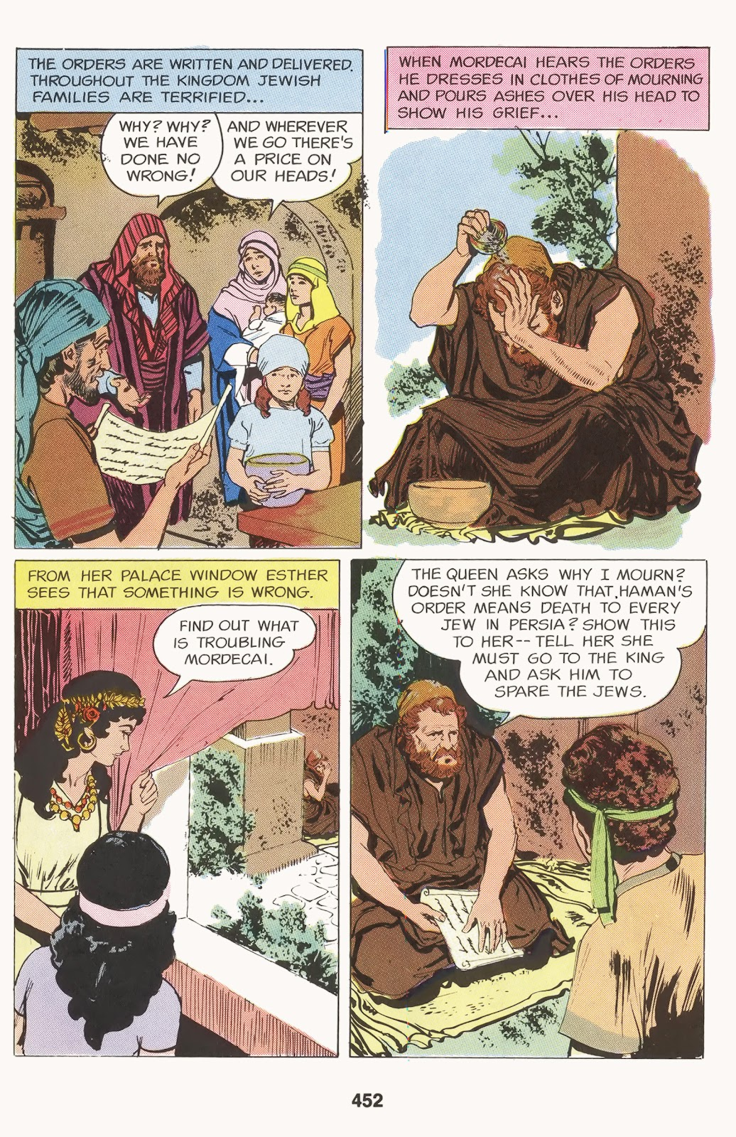 The Picture Bible issue TPB (Part 5) - Page 55