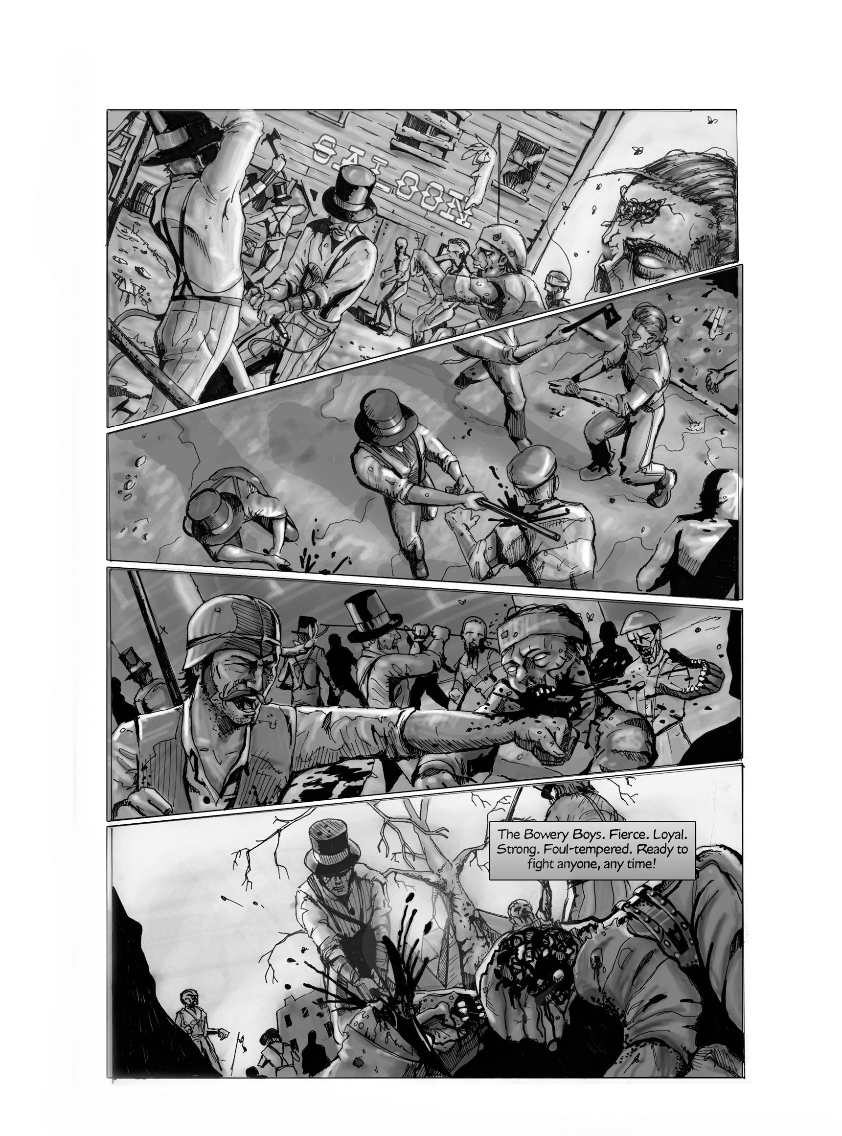 Read online FUBAR comic -  Issue #3 - 156
