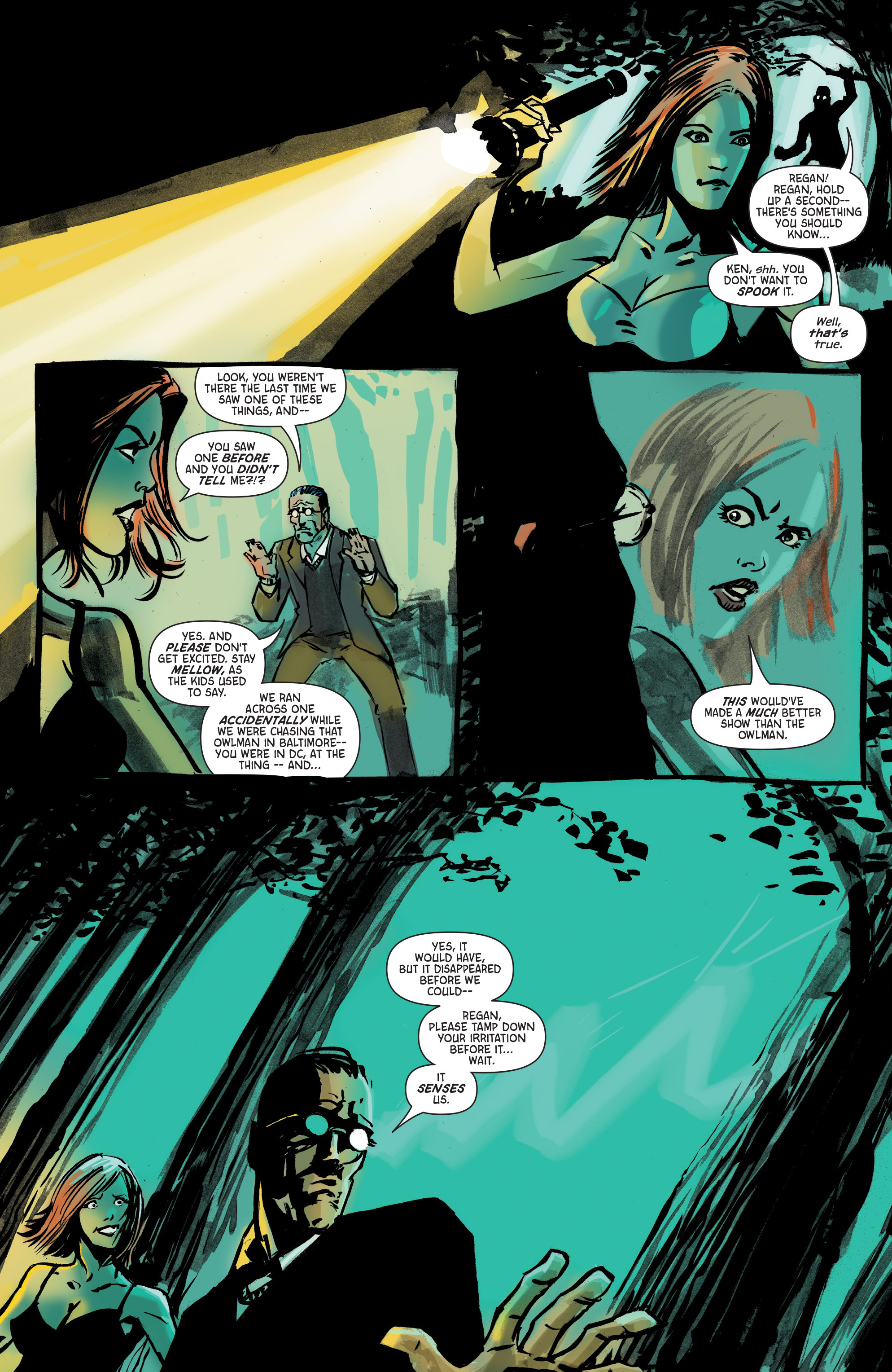 Read online Hoax Hunters (2012) comic -  Issue # TPB 3 - 108