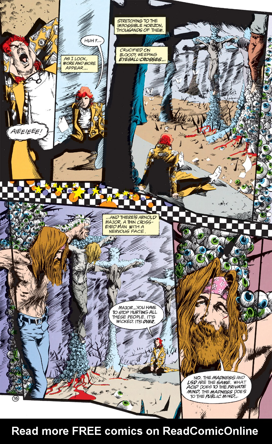 Read online Shade, the Changing Man comic -  Issue #9 - 15
