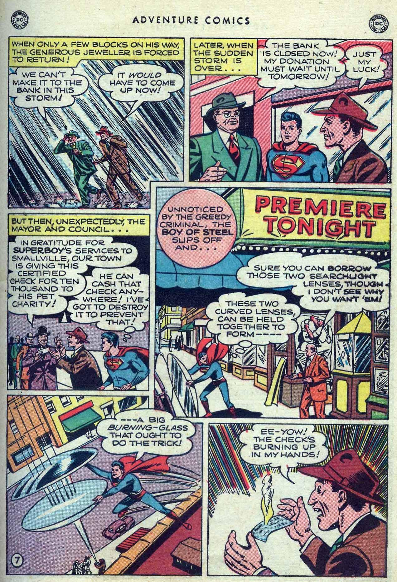 Read online Adventure Comics (1938) comic -  Issue #149 - 9