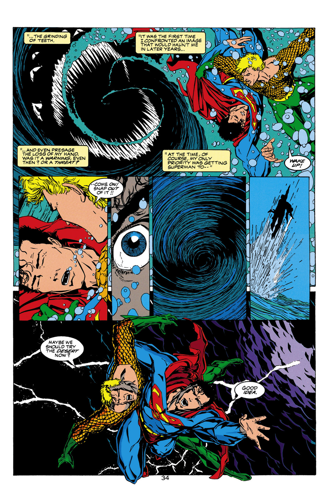 Read online Aquaman (1994) comic -  Issue #Aquaman (1994) _Annual 1 - 35