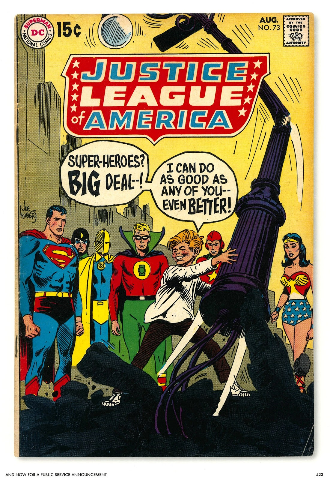 Read online 75 Years Of DC Comics comic -  Issue # TPB (Part 5) - 38