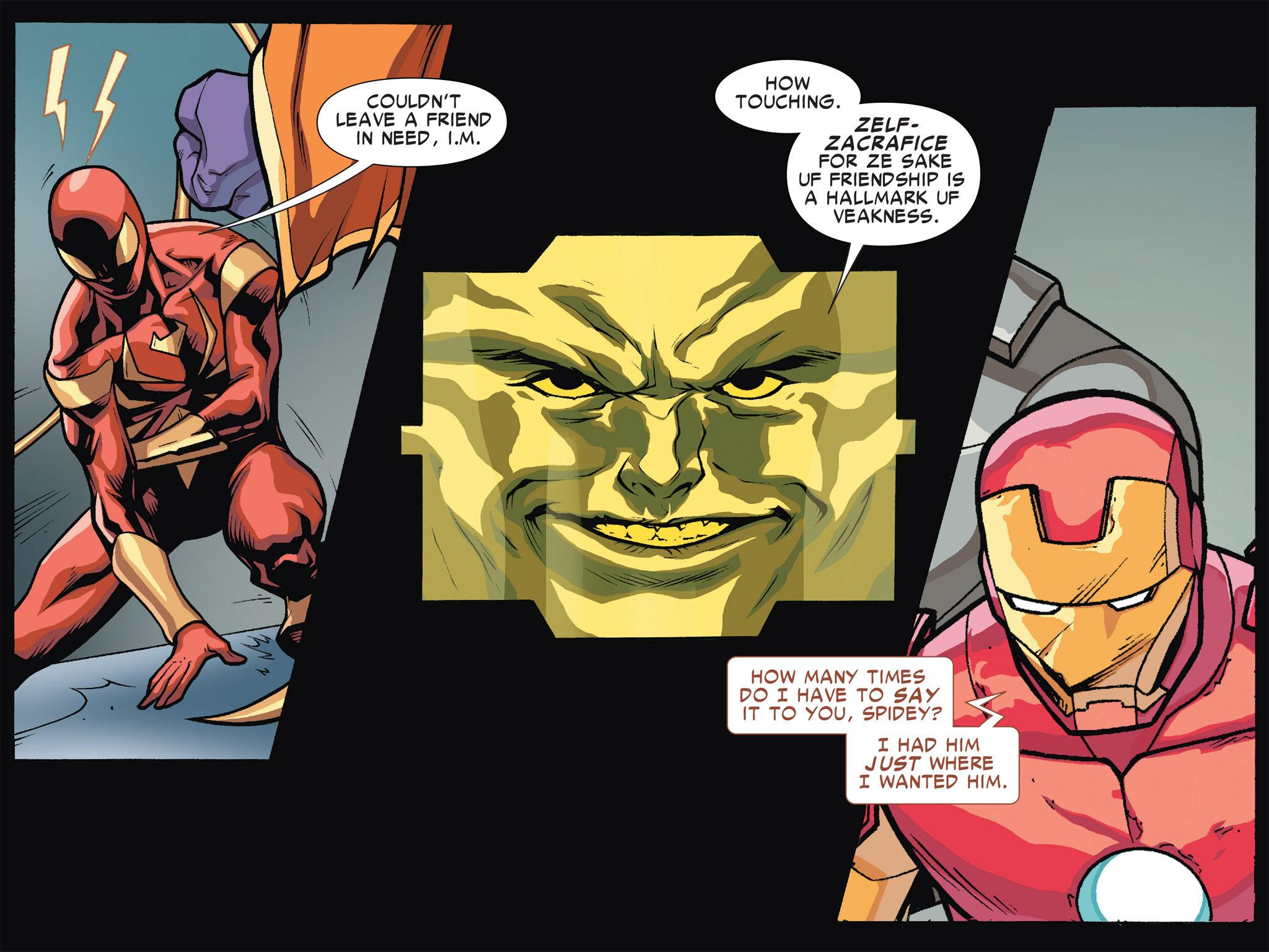 Read online Ultimate Spider-Man (Infinite Comics) (2016) comic -  Issue #4 - 51