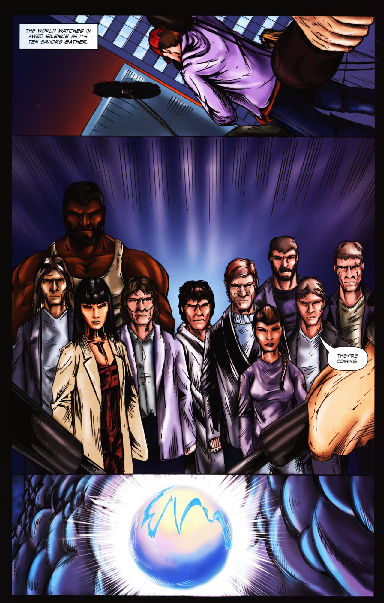 Read online Agon comic -  Issue #1 - 24