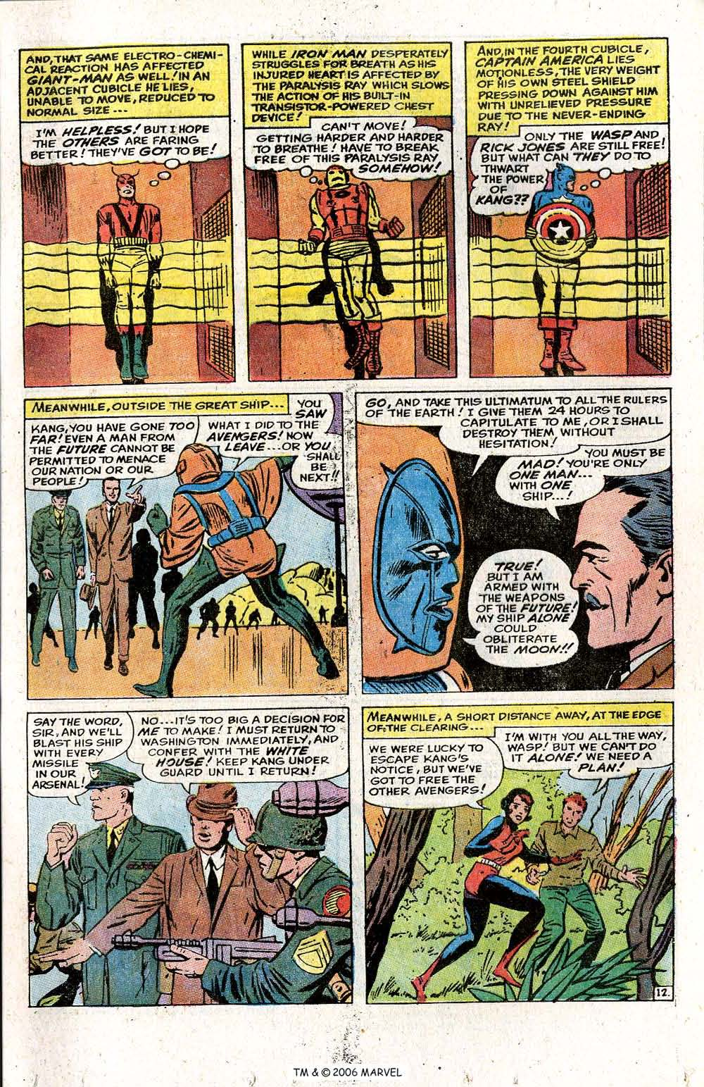 The Avengers (1963) _Annual_5 Page 14