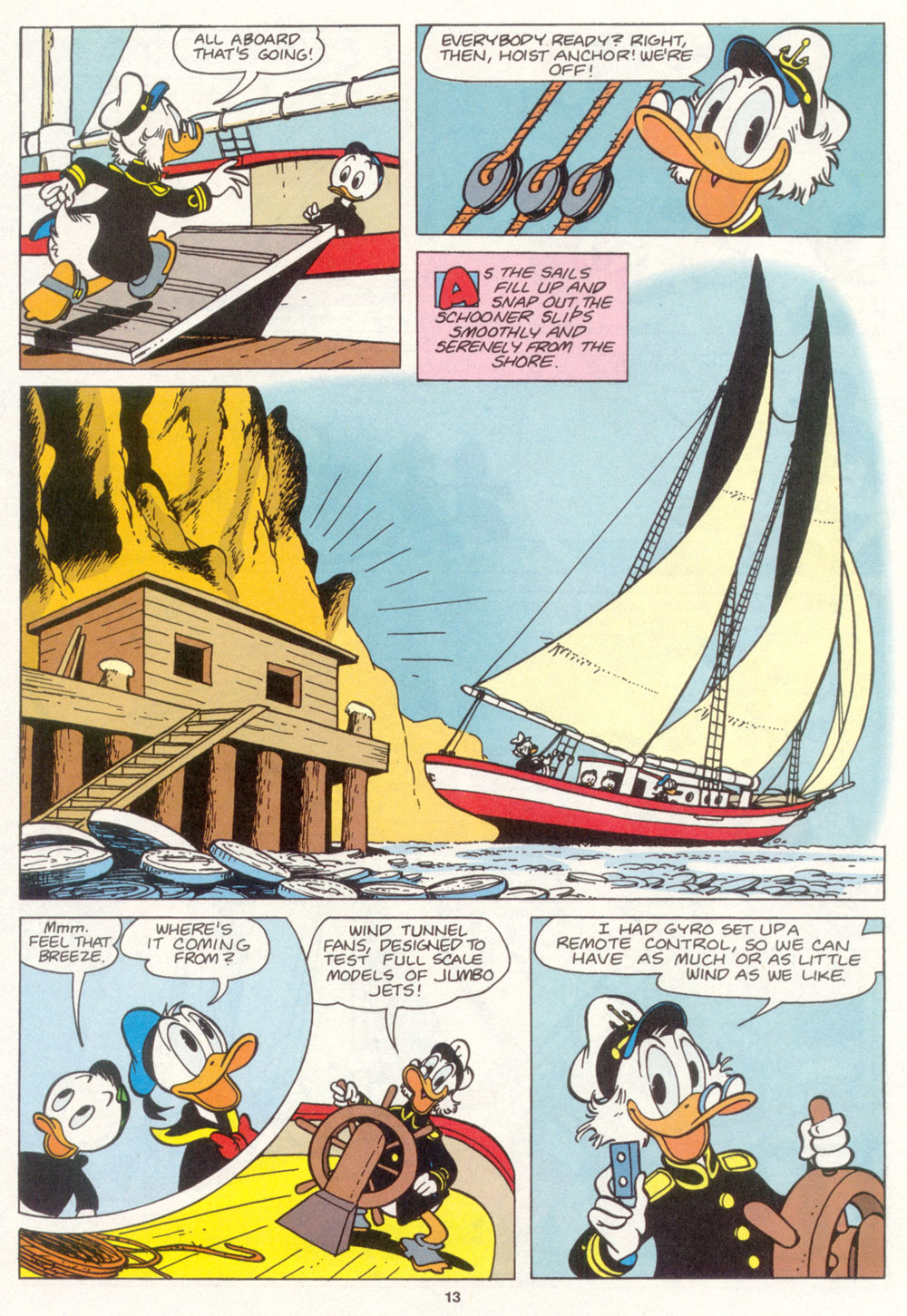 Read online Uncle Scrooge (1953) comic -  Issue #266 - 15