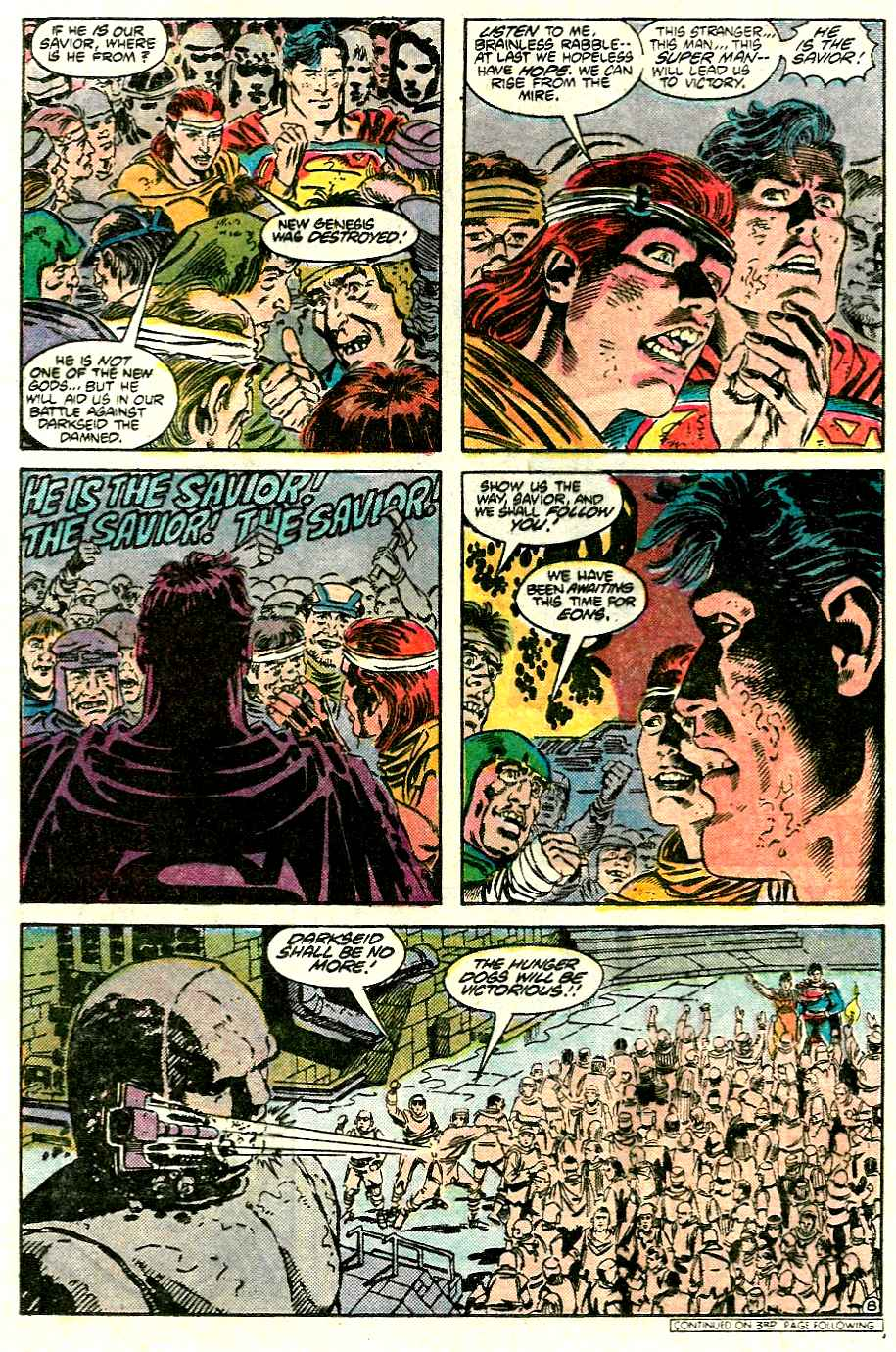 Read online Adventures of Superman (1987) comic -  Issue #426 - 9