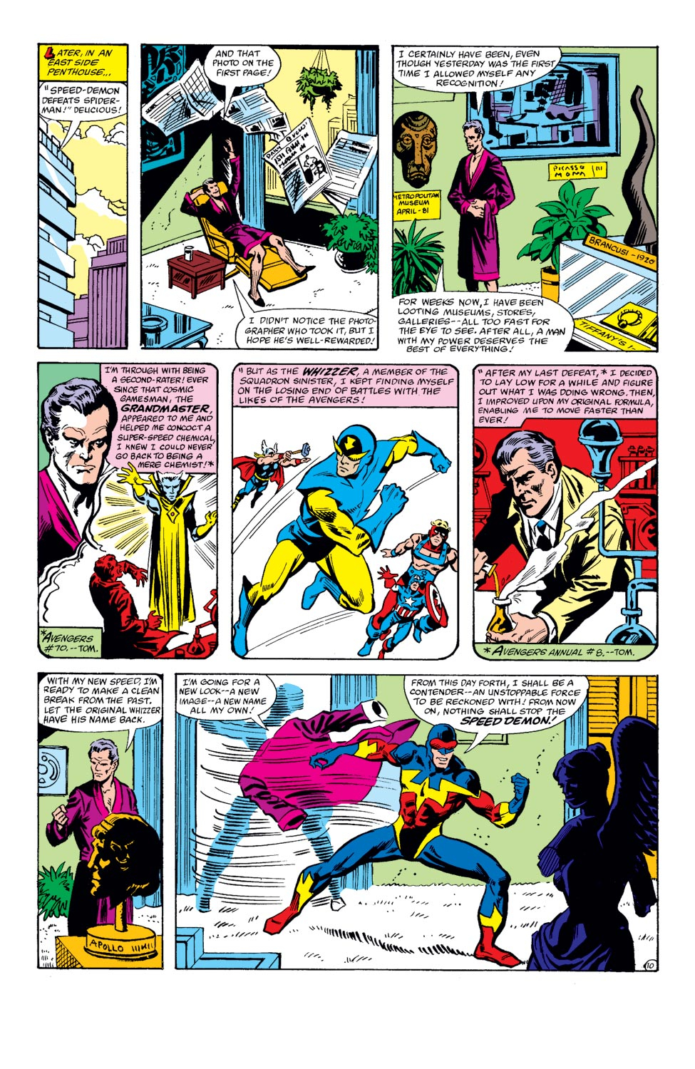 The Amazing Spider-Man (1963) 222 Page 10