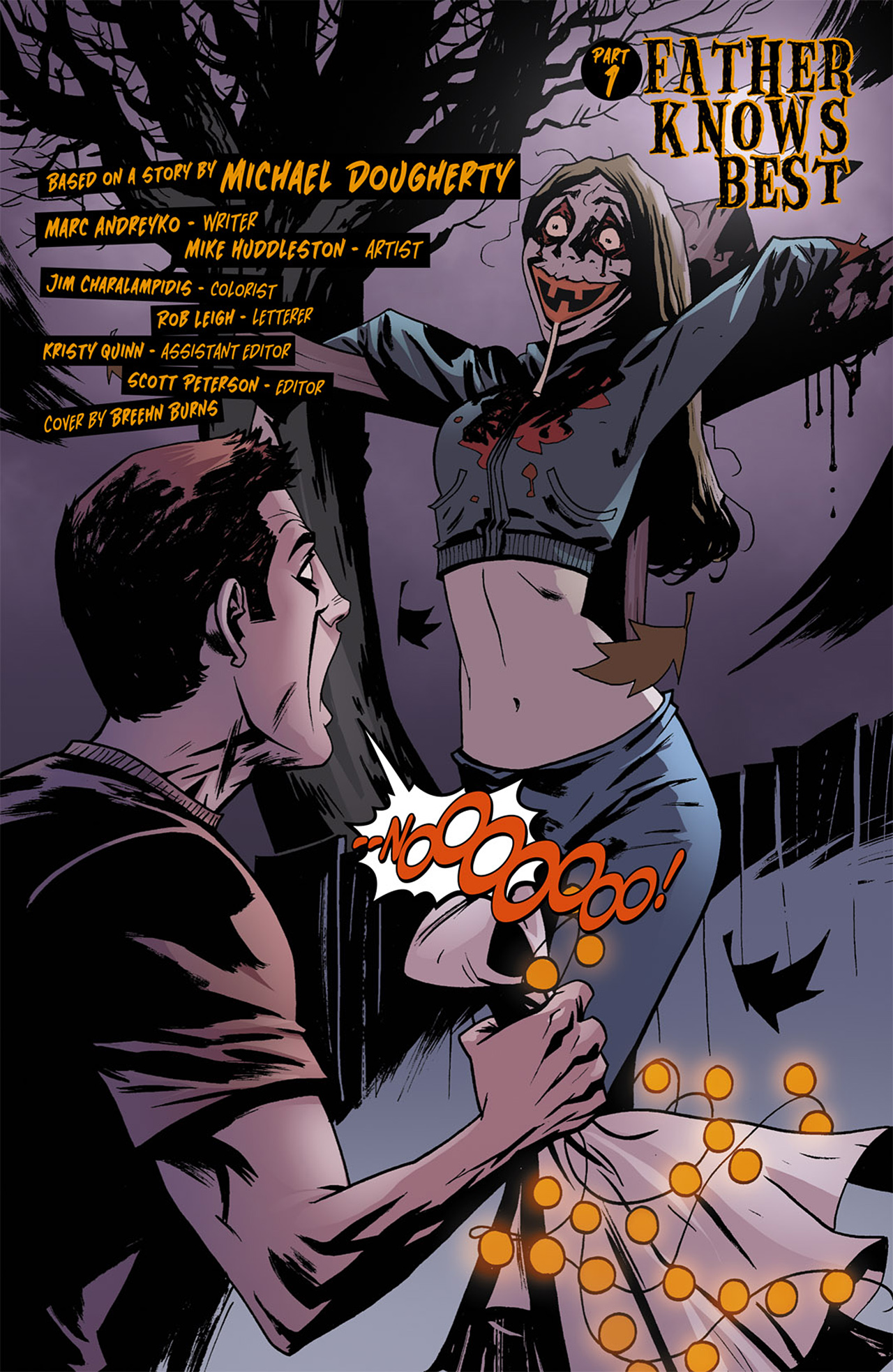 Read online Trick 'r Treat comic -  Issue #1 - 7