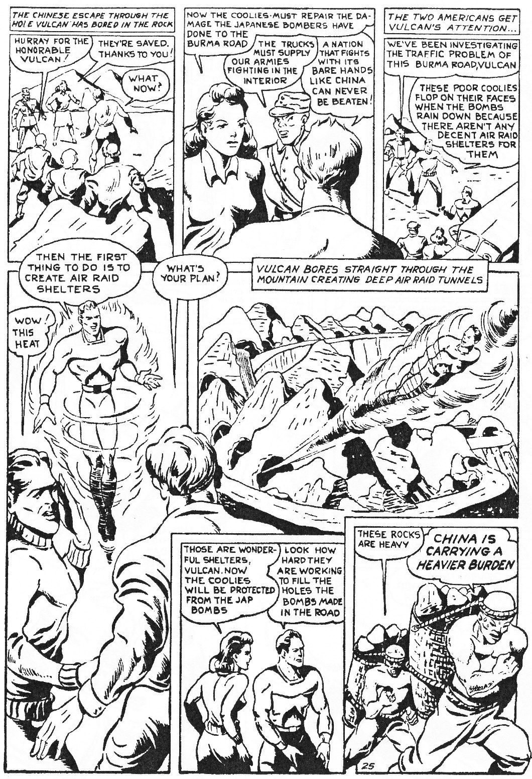 Read online Men of Mystery Comics comic -  Issue #81 - 91
