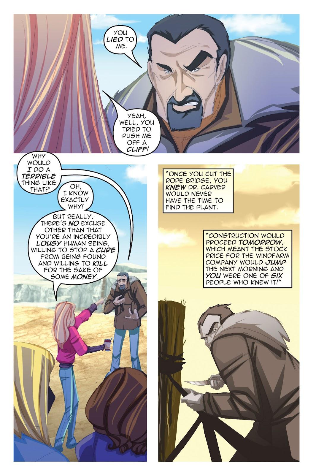 Read online Nancy Drew comic -  Issue #19 - 70