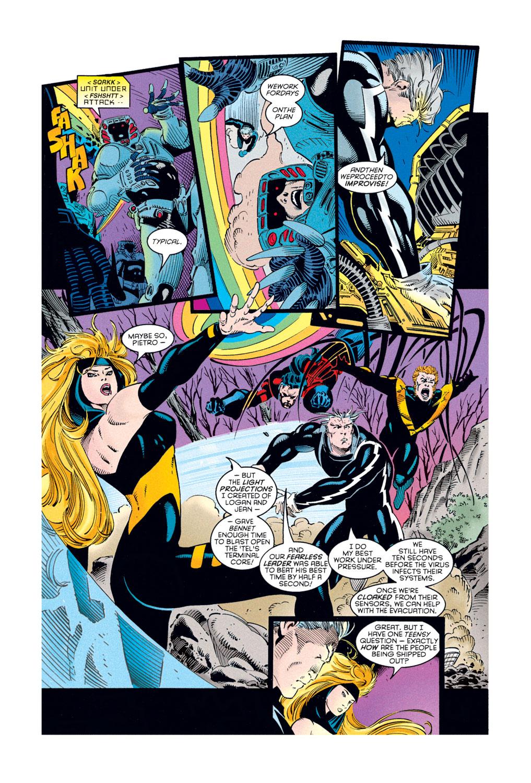 Read online Amazing X-Men (1995) comic -  Issue #1 - 19