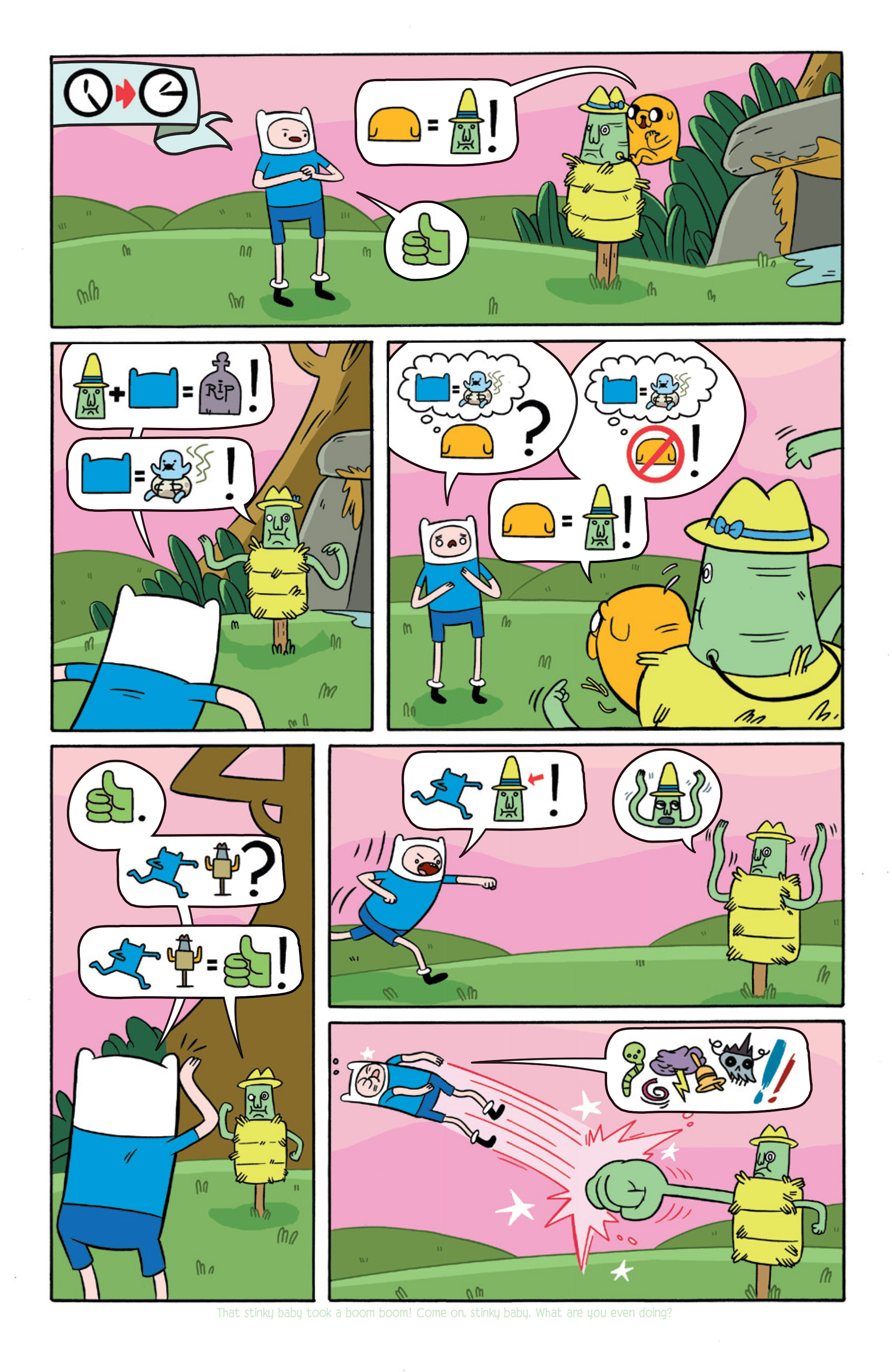 Read online Adventure Time comic -  Issue #15 - 14