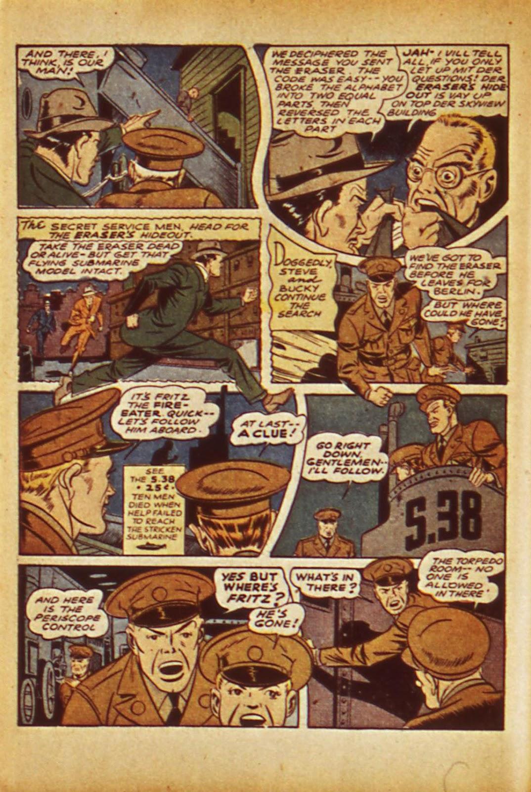USA Comics issue 7 - Page 16