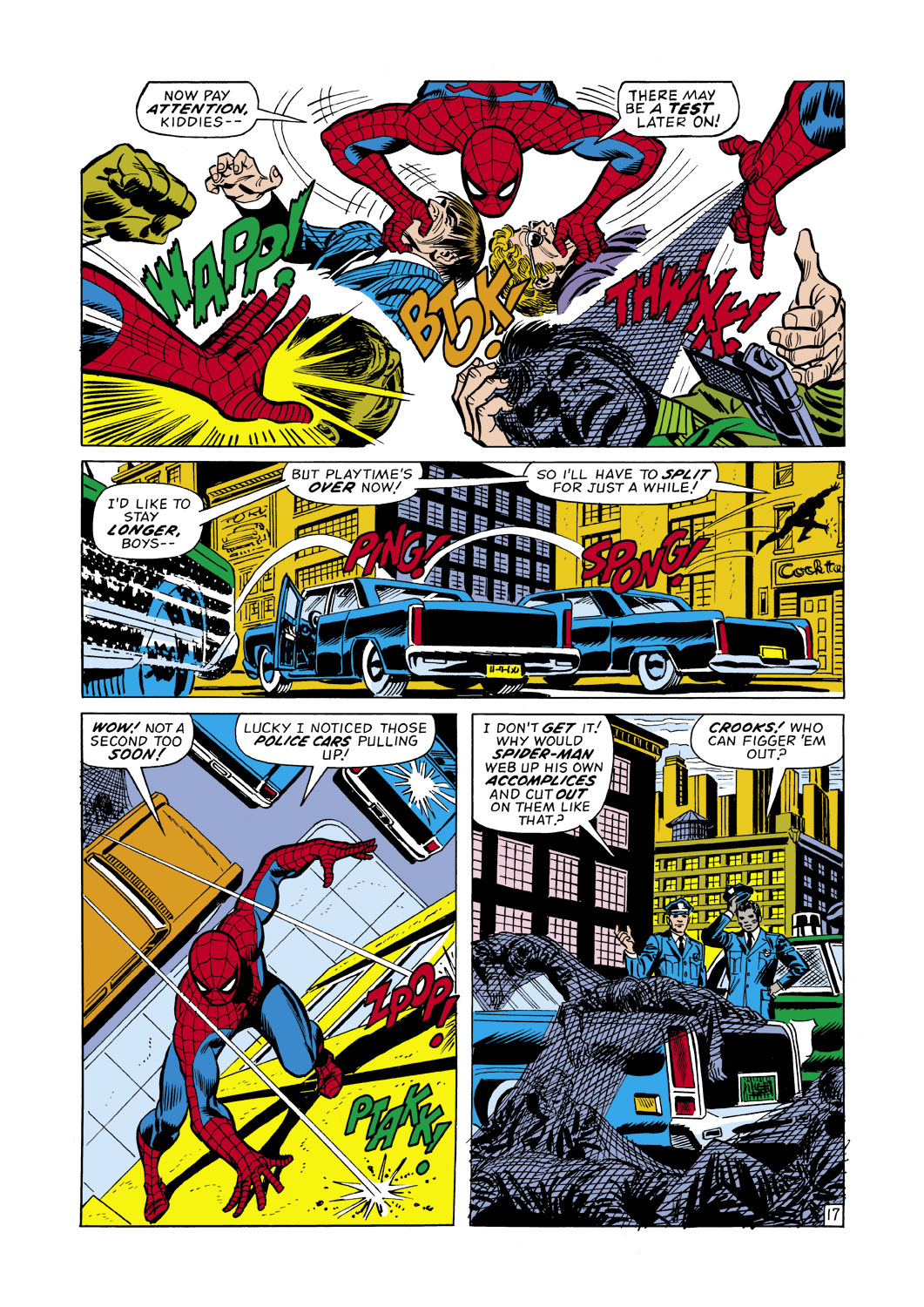 The Amazing Spider-Man (1963) 107 Page 17
