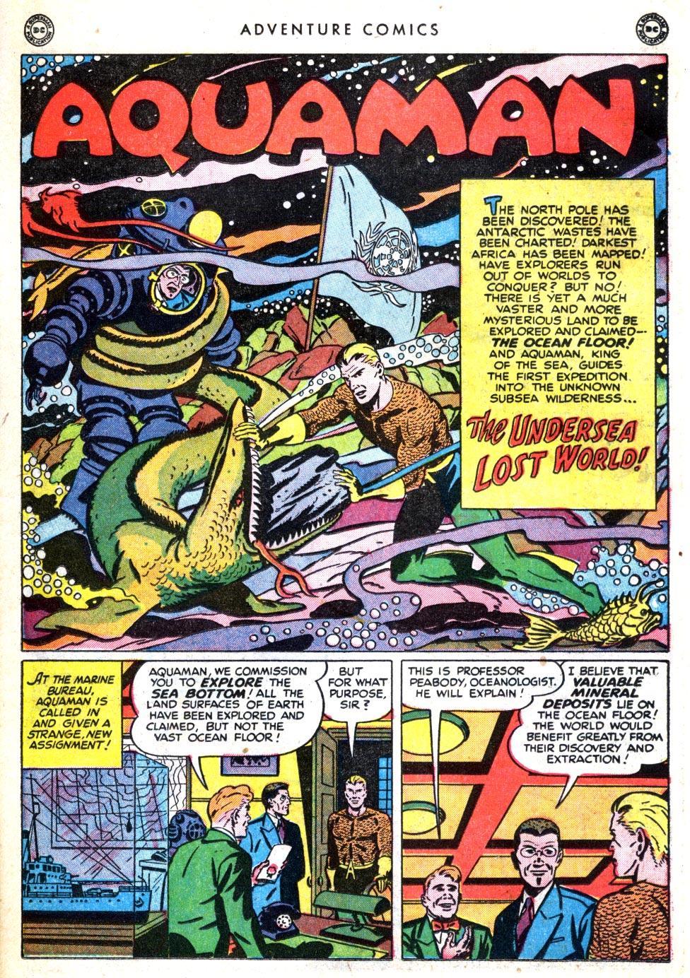 Read online Adventure Comics (1938) comic -  Issue #137 - 23