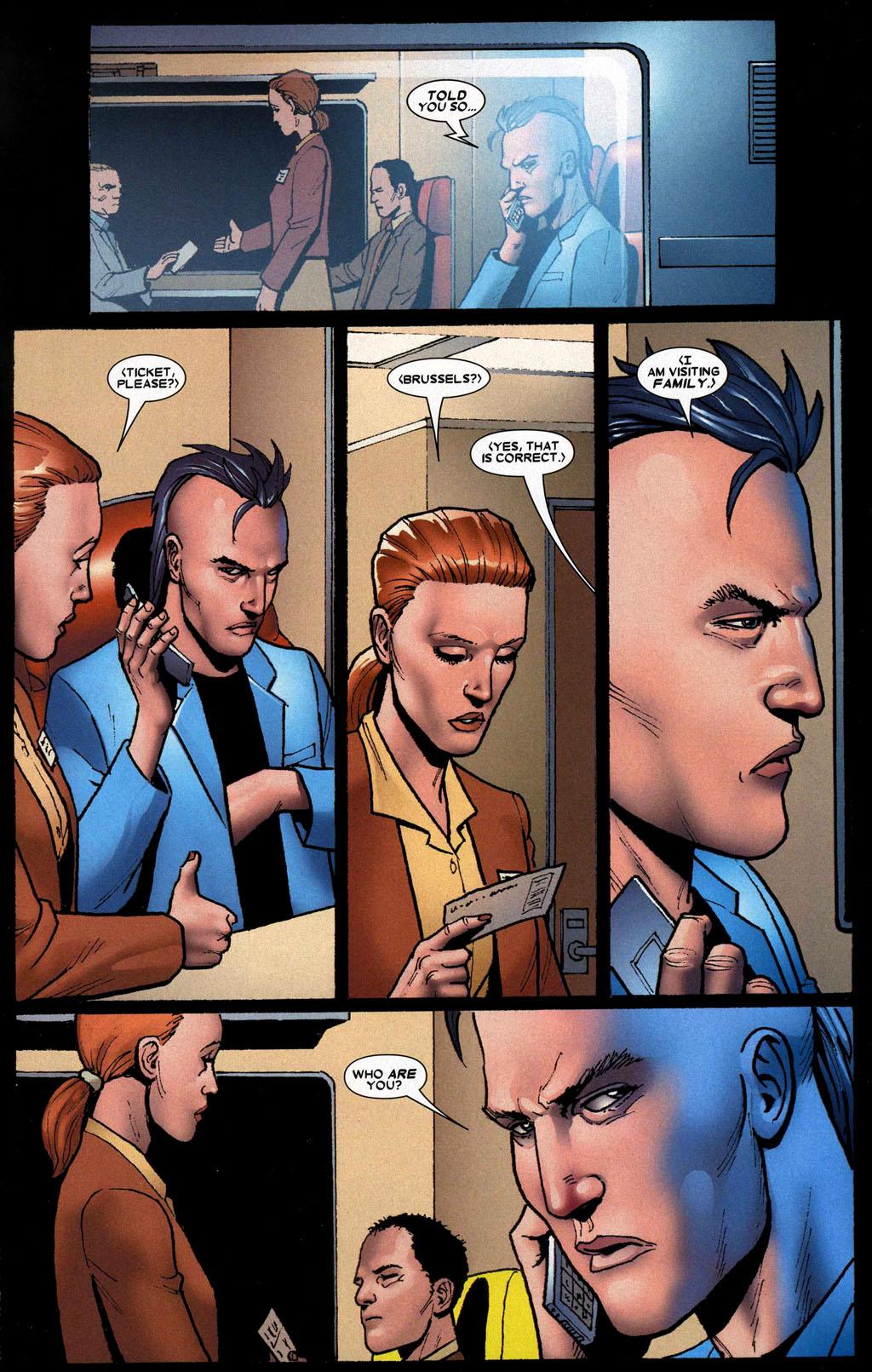 Read online Wolverine: Origins comic -  Issue #12 - 23
