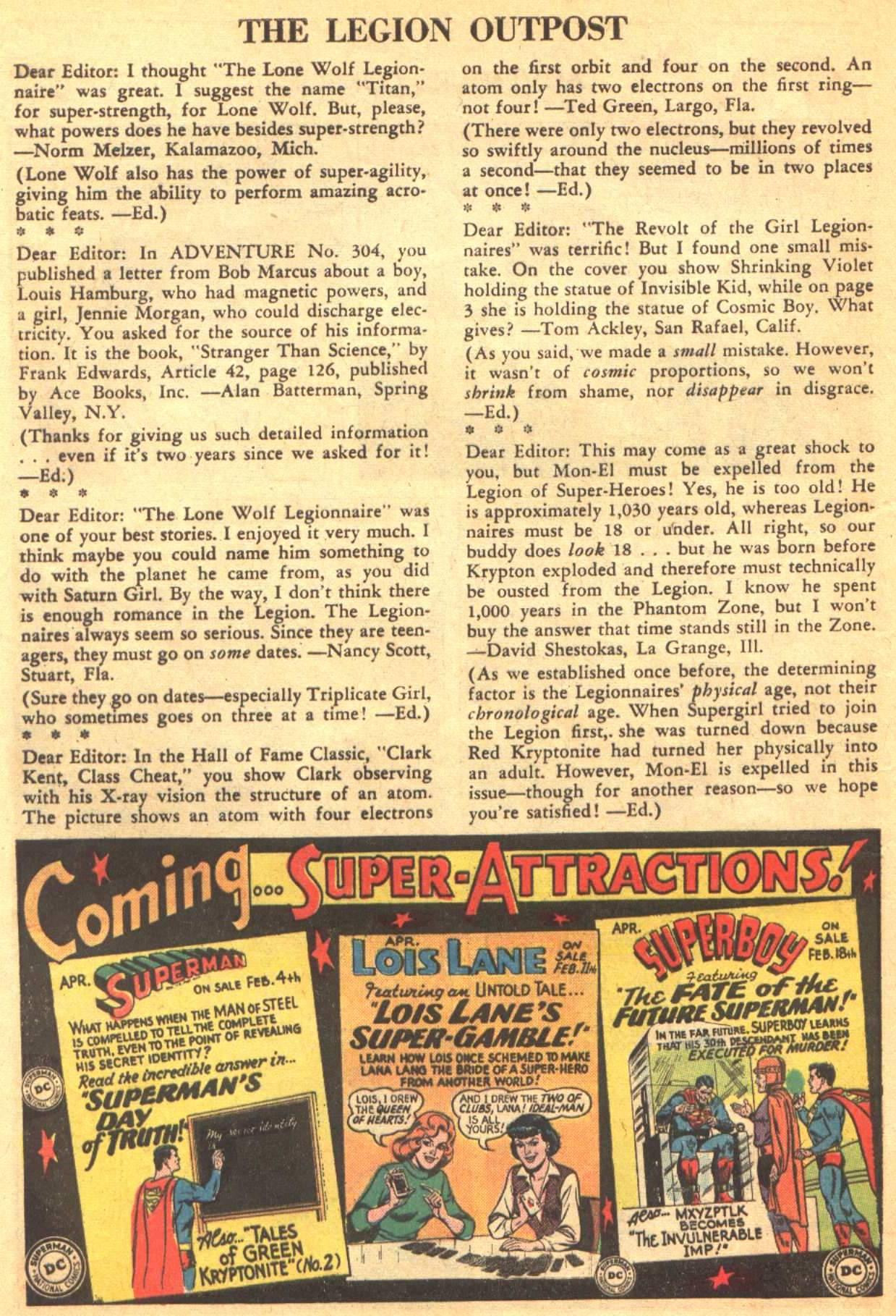 Read online Adventure Comics (1938) comic -  Issue #330 - 10