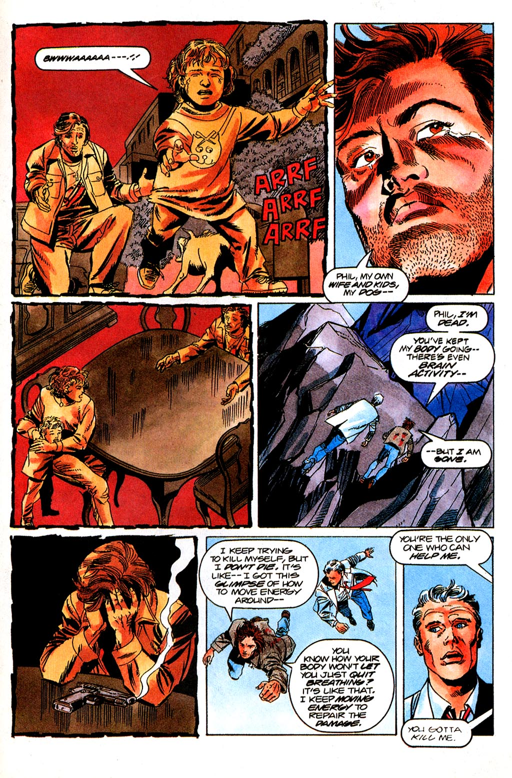 Read online Solar, Man of the Atom comic -  Issue #45 - 16