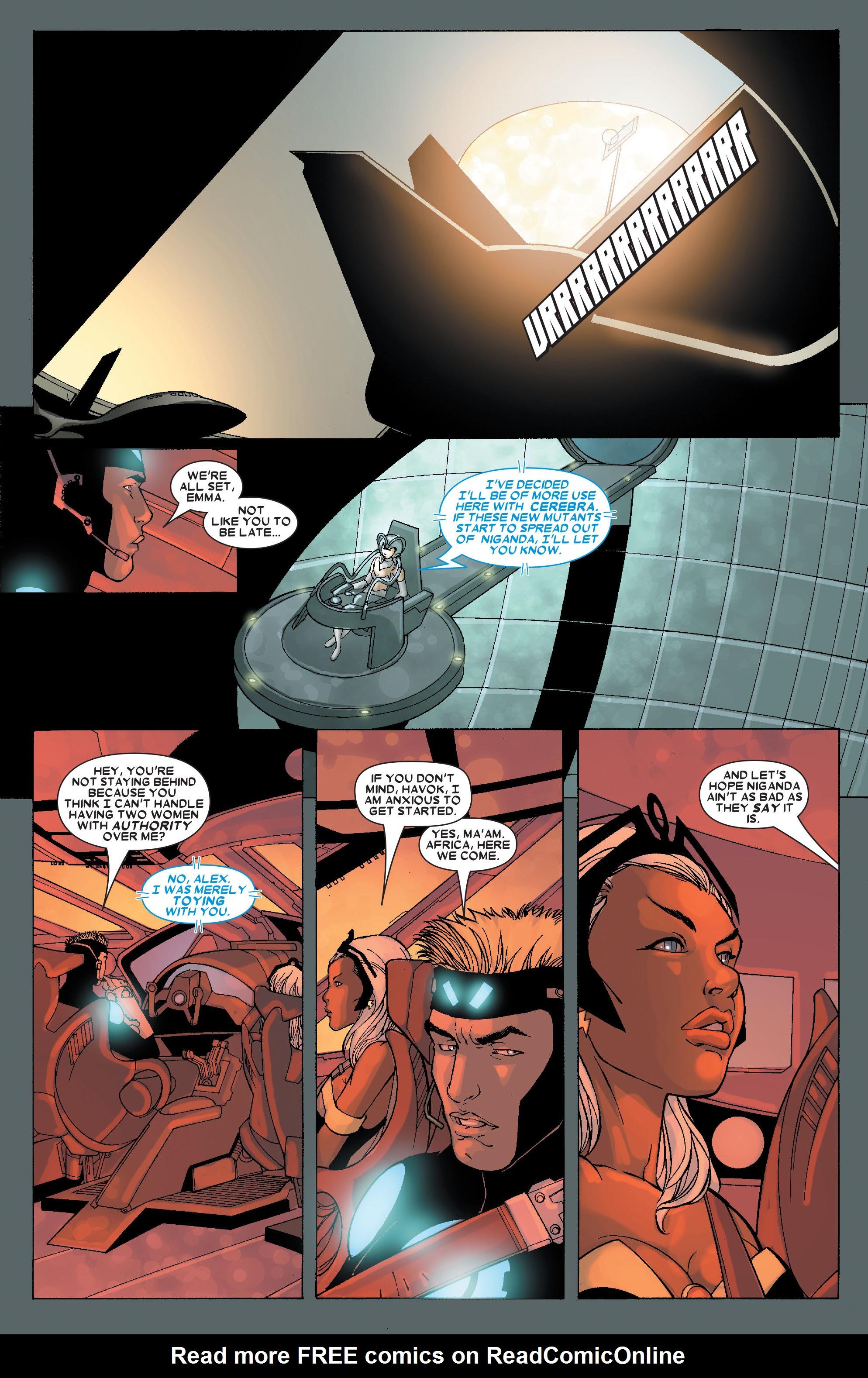 X-Men (1991) 175 Page 7