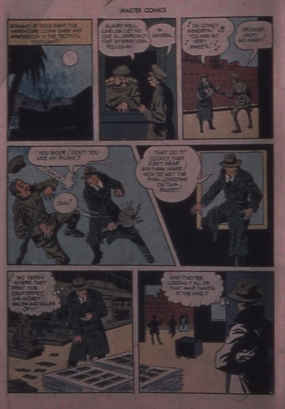 Master Comics issue 51 - Page 38