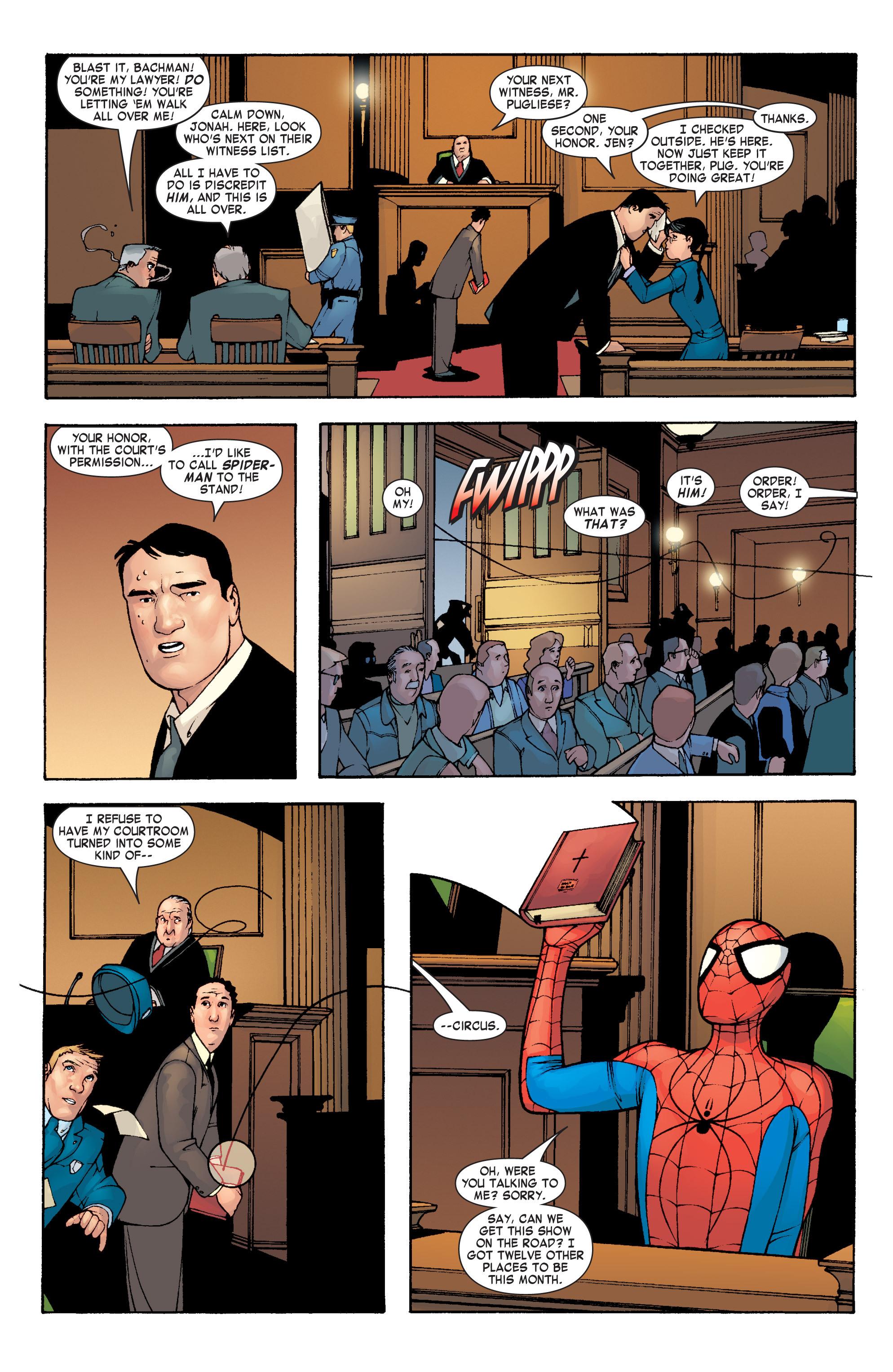 Read online She-Hulk (2004) comic -  Issue #4 - 11