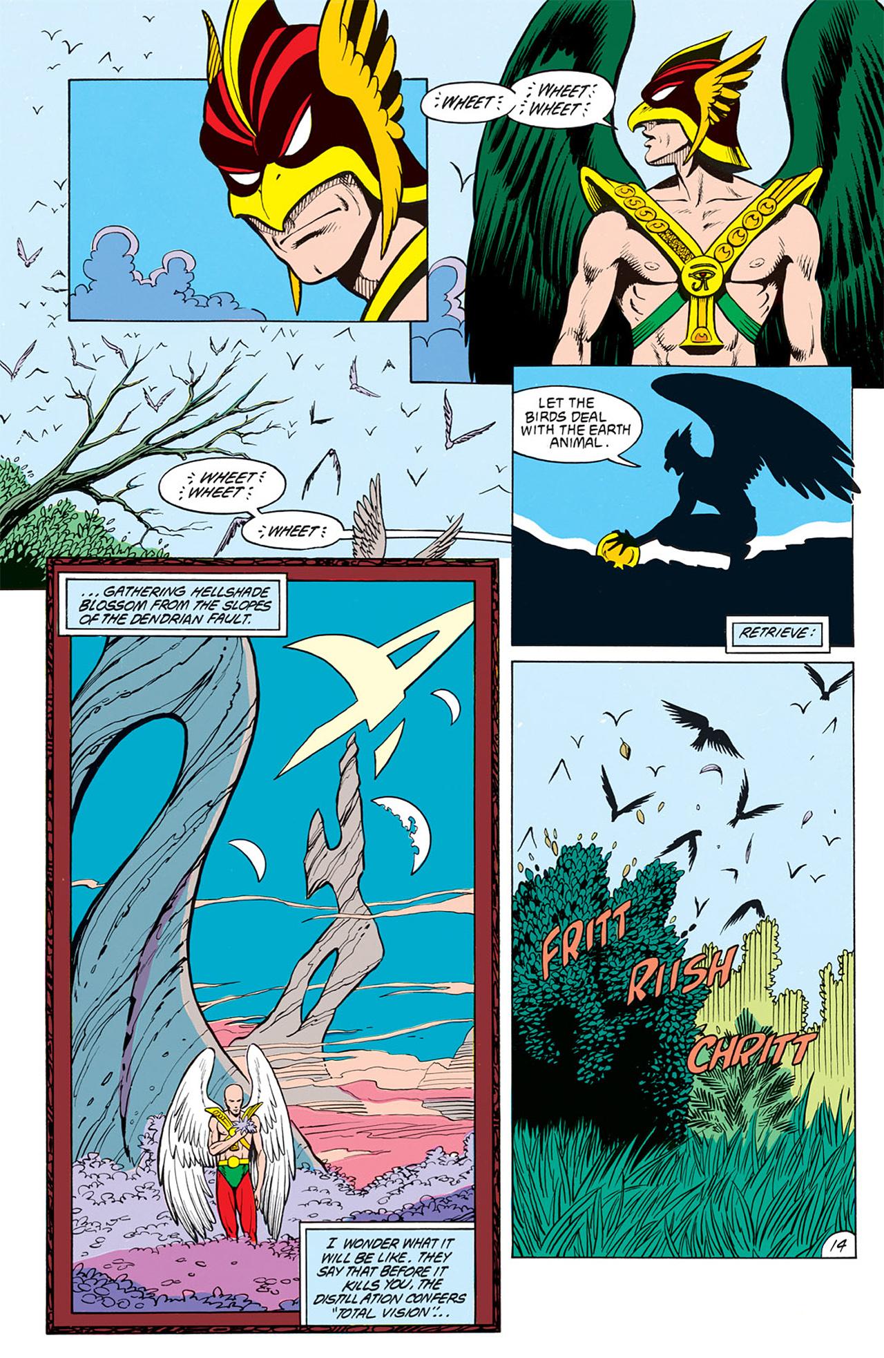 Read online Animal Man (1988) comic -  Issue #6 - 16
