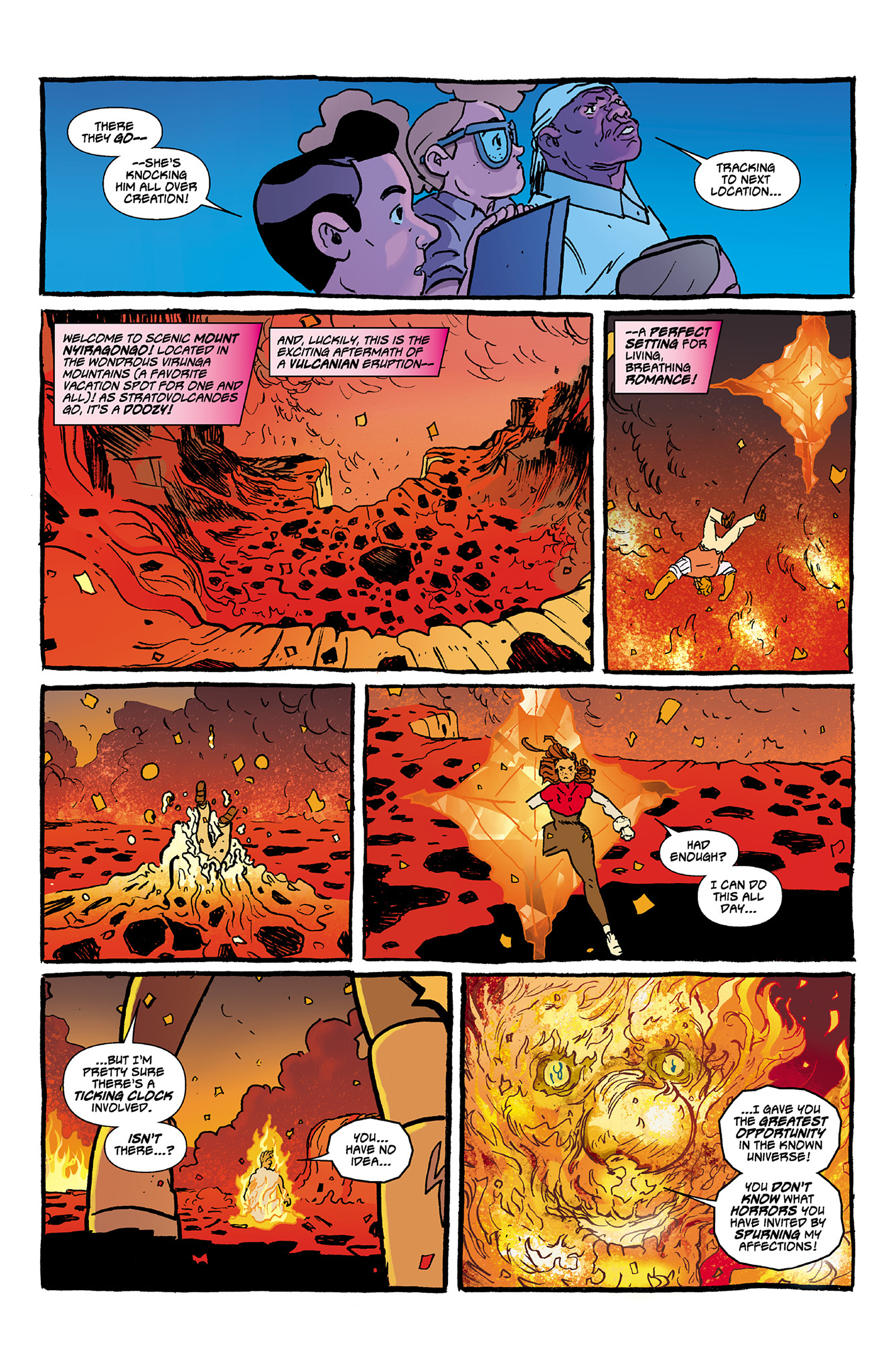 Read online Catalyst Comix comic -  Issue #6 - 9