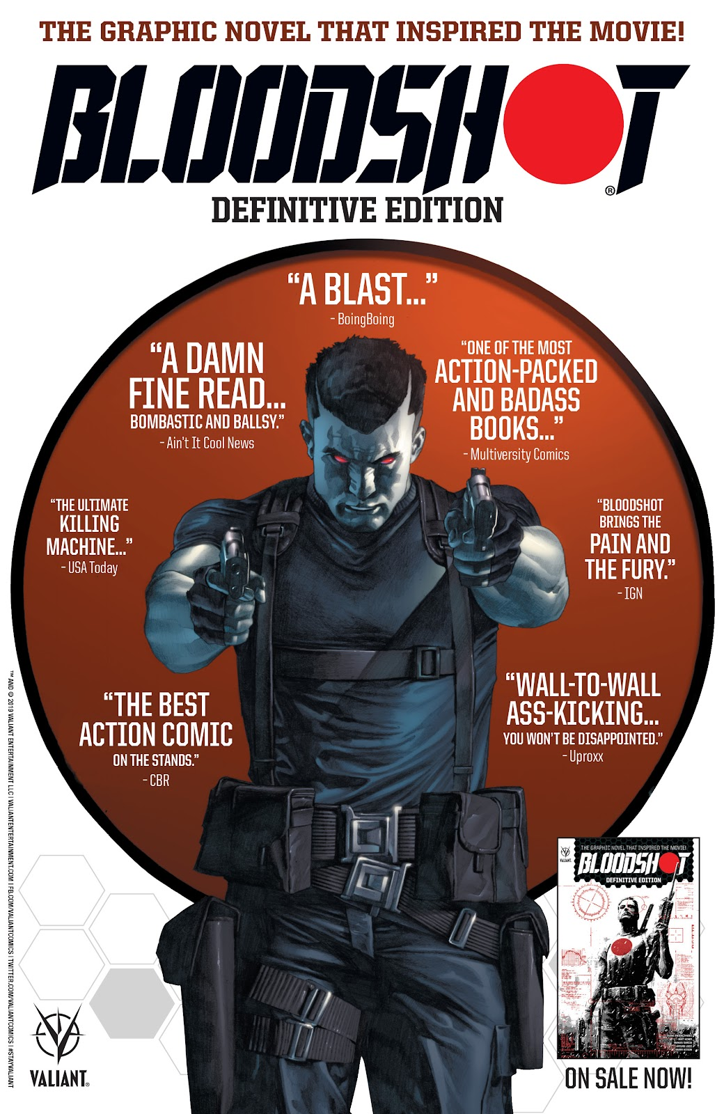 Read online Bloodshot (2019) comic -  Issue #3 - 28