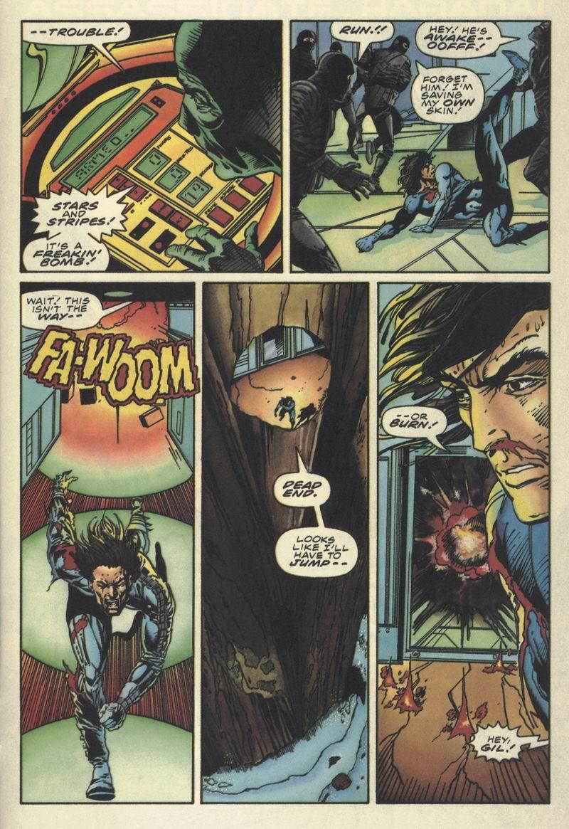 Read online Secret Weapons comic -  Issue #10 - 14