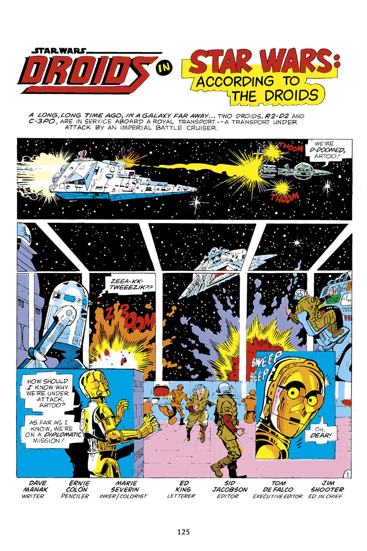 Read online Star Wars Omnibus comic -  Issue # Vol. 23 - 124