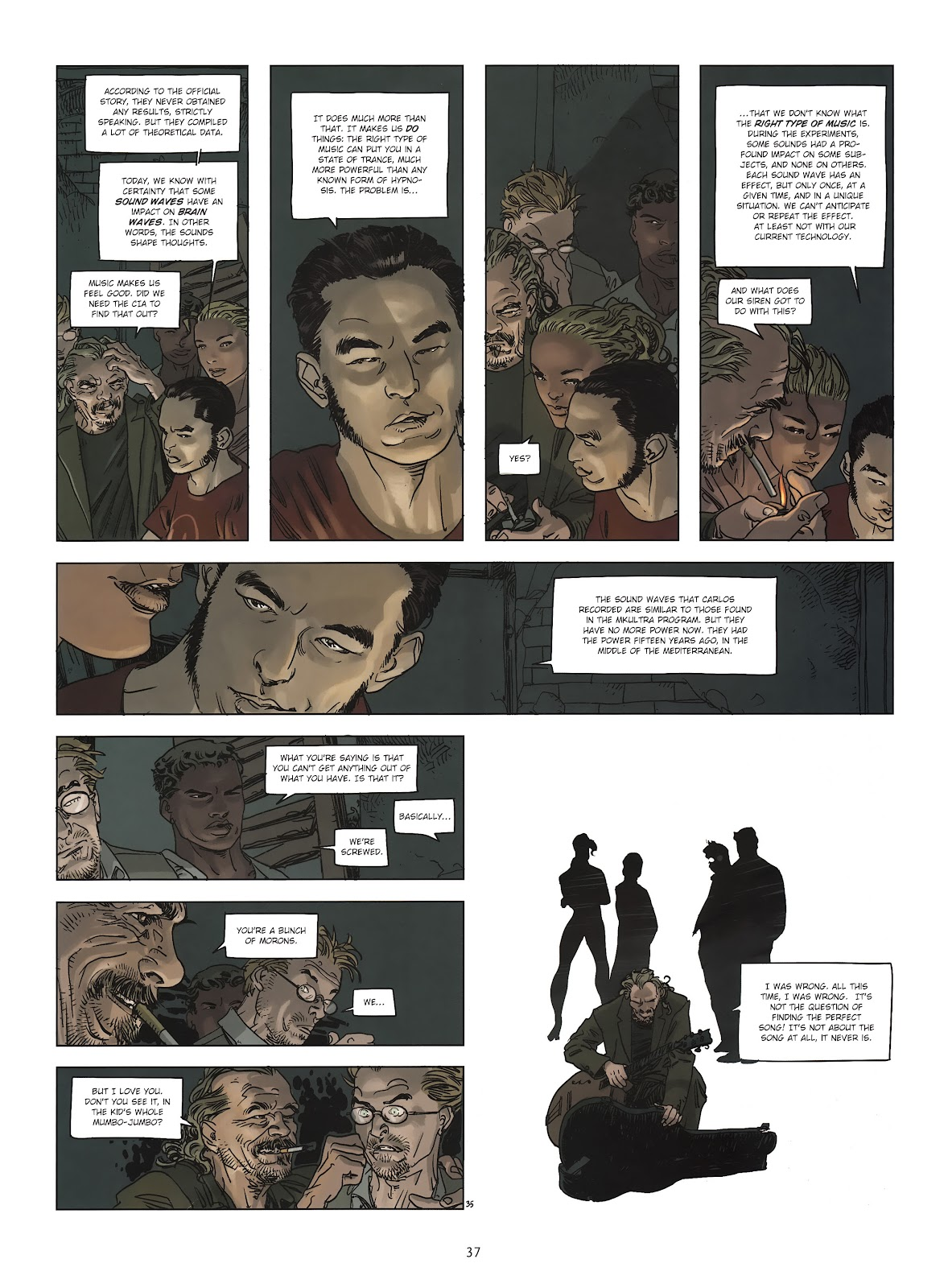 Read online Cutting Edge (2013) comic -  Issue #2 - 36