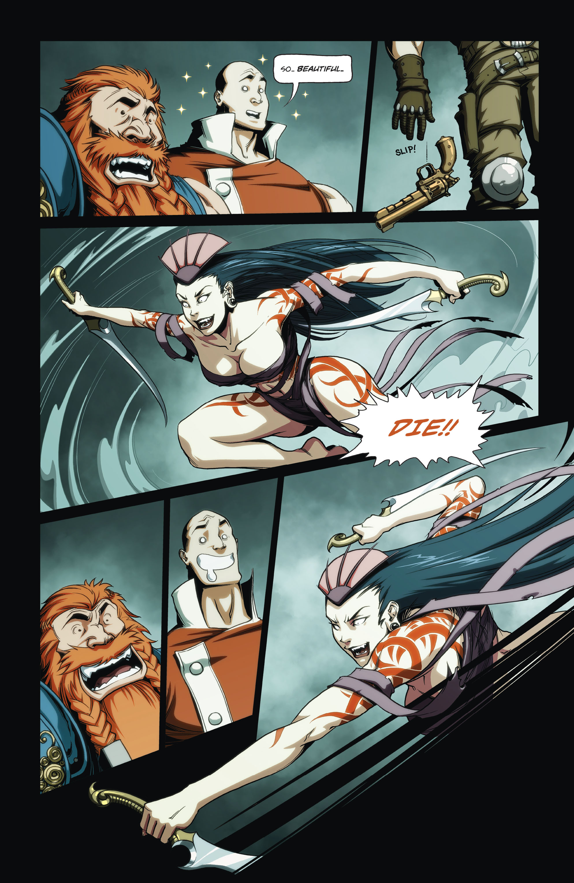 Read online Skullkickers comic -  Issue #12 - 24