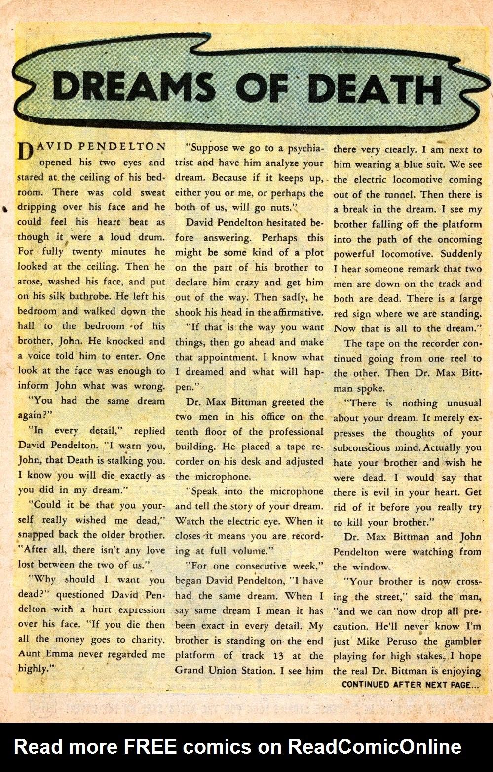 Spellbound (1952) issue 10 - Page 13